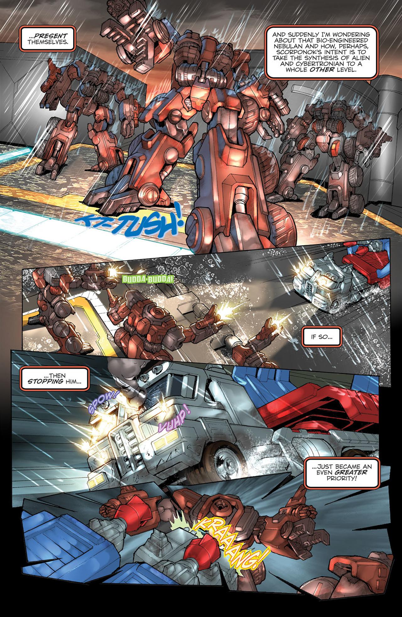 Read online Transformers Spotlight: Ultra Magnus comic -  Issue # Full - 18
