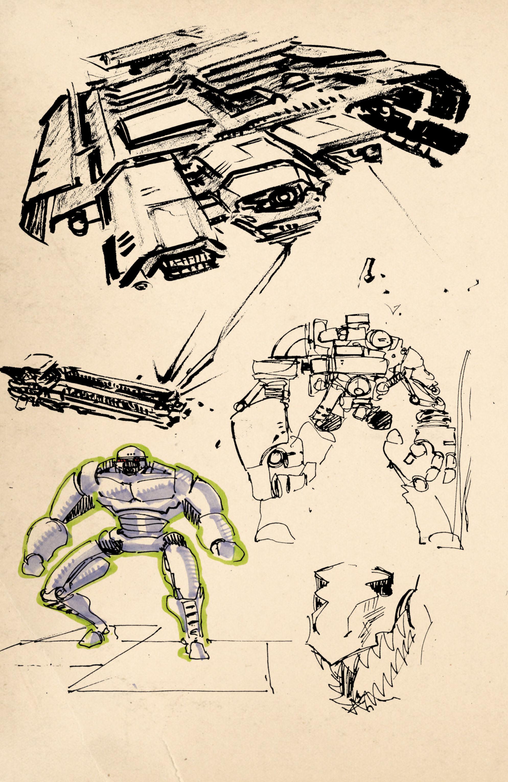 Read online Planetoid comic -  Issue # TPB - 174