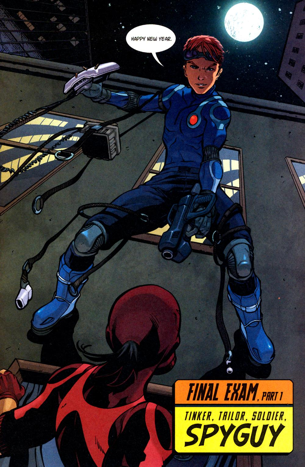 Read online SpyBoy: Final Exam comic -  Issue #1 - 5