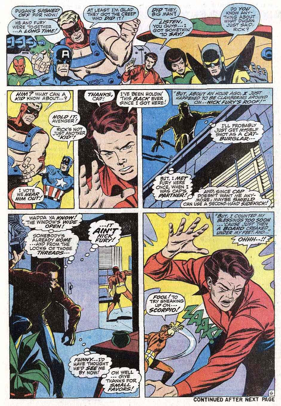 The Avengers (1963) 72 Page 8