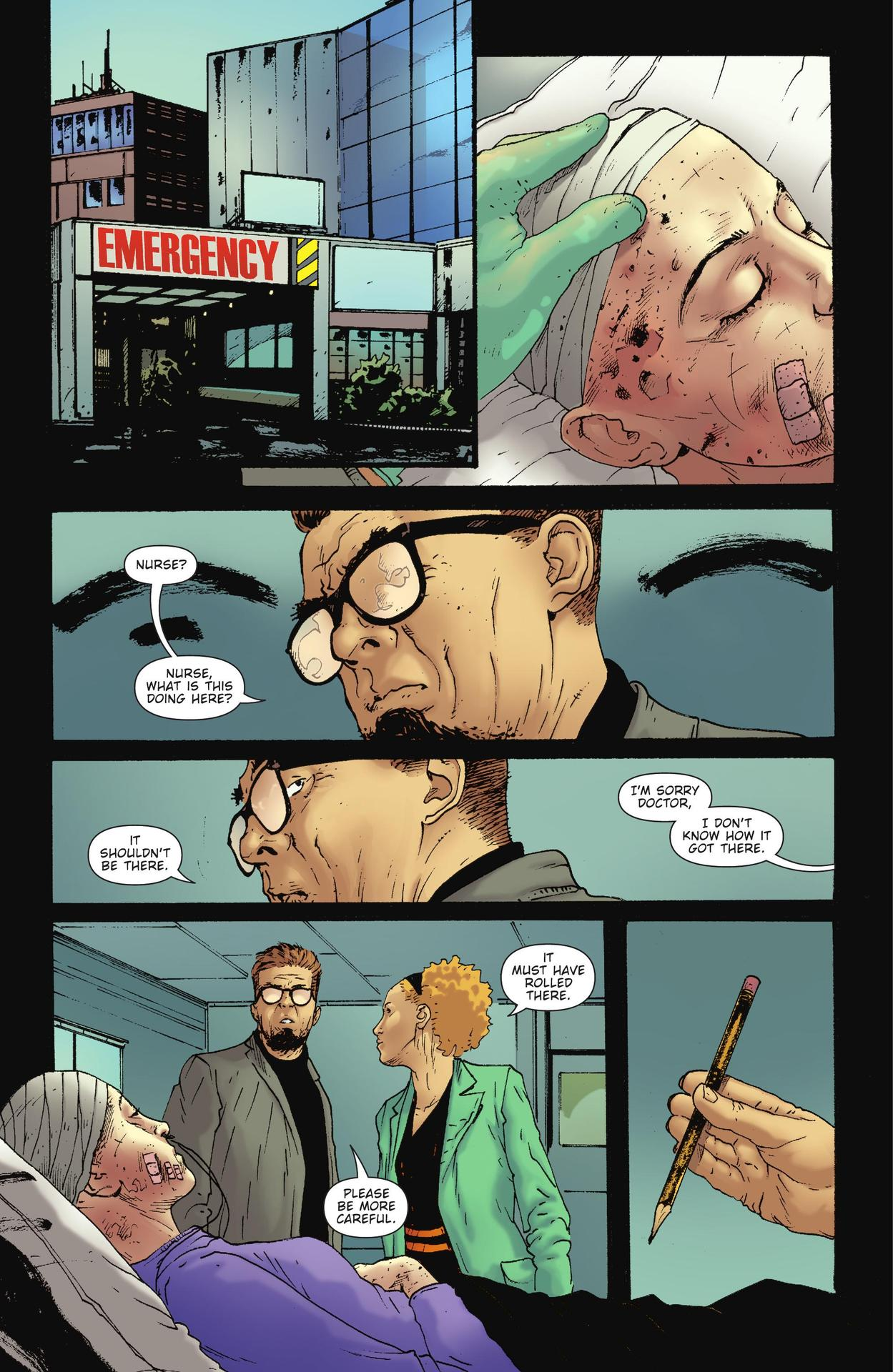 Read online The Girl Who Kicked The Hornet's Nest comic -  Issue # TPB - 72