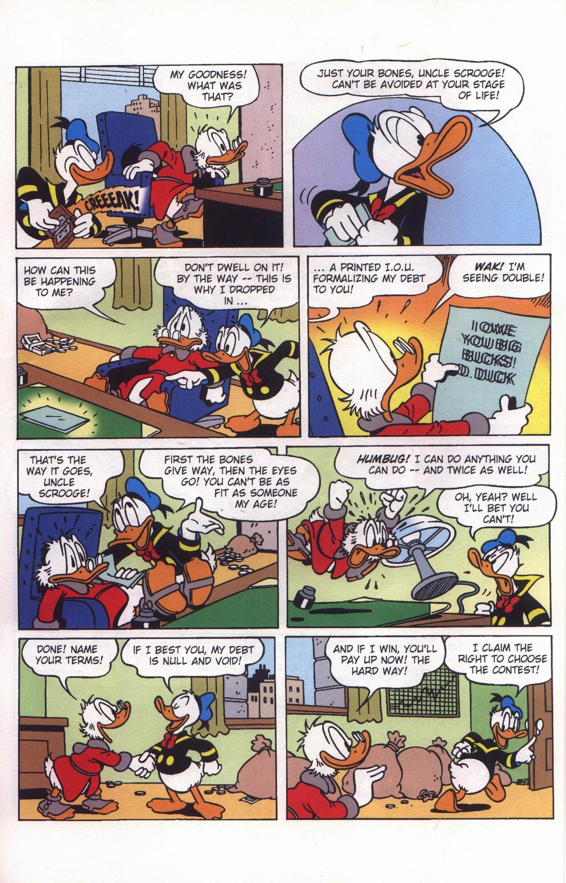 Read online Uncle Scrooge (1953) comic -  Issue #315 - 49