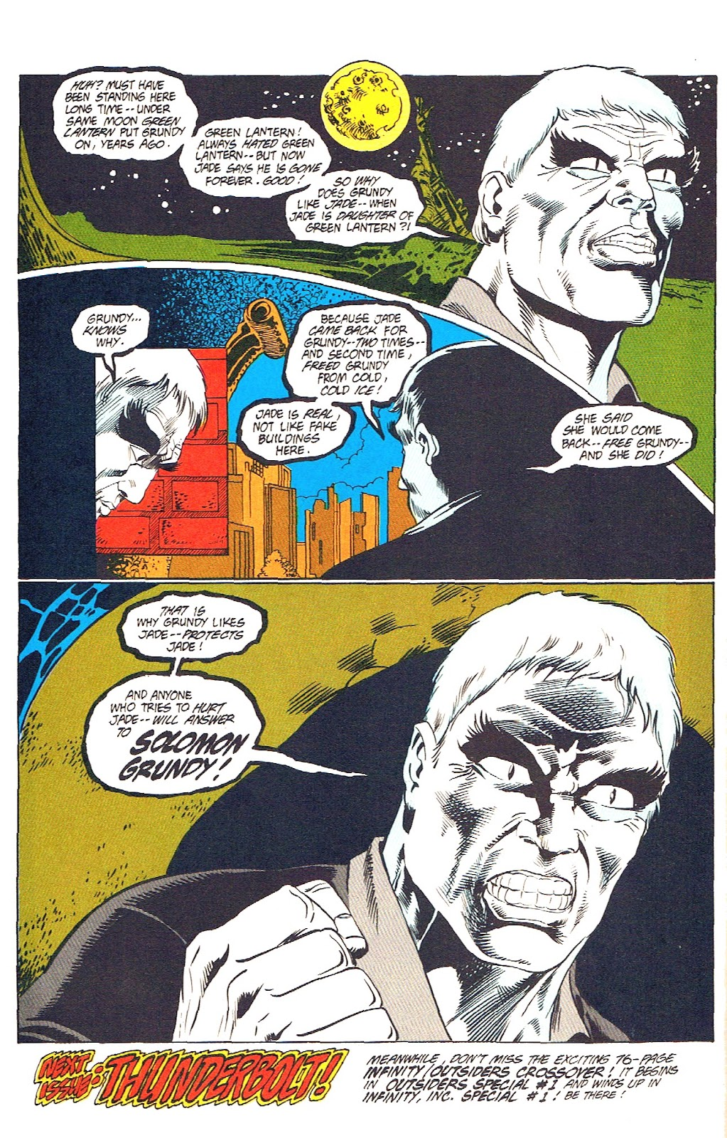 Infinity Inc. (1984) issue 39 - Page 30