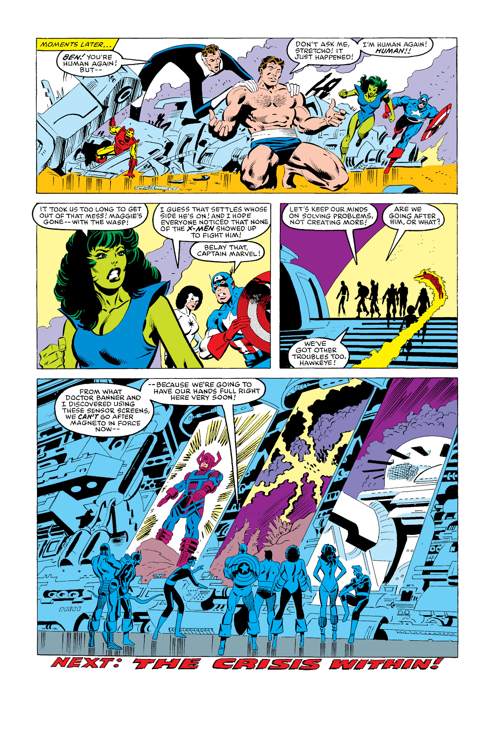 Read online Secret Wars (1985) comic -  Issue #2 - 23