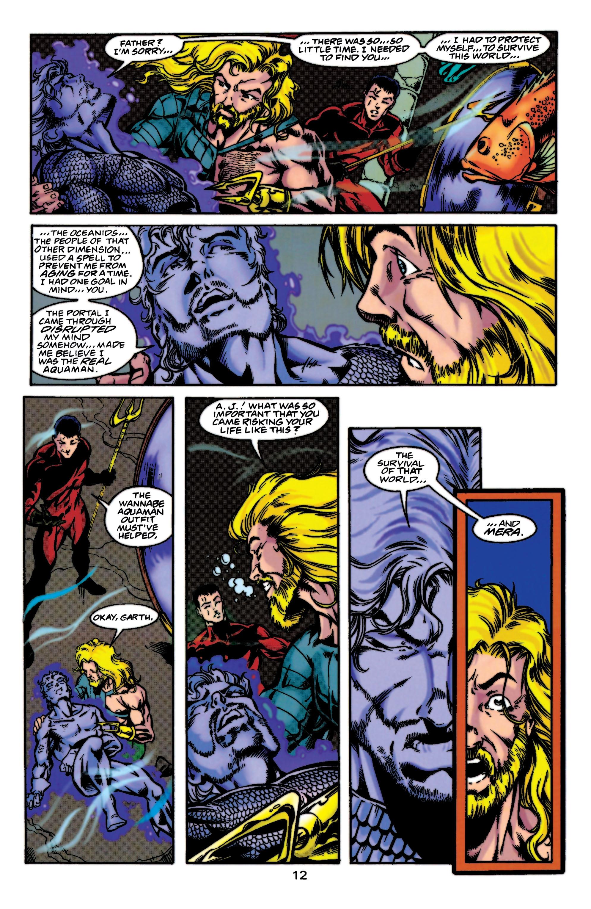 Read online Aquaman (1994) comic -  Issue #47 - 13