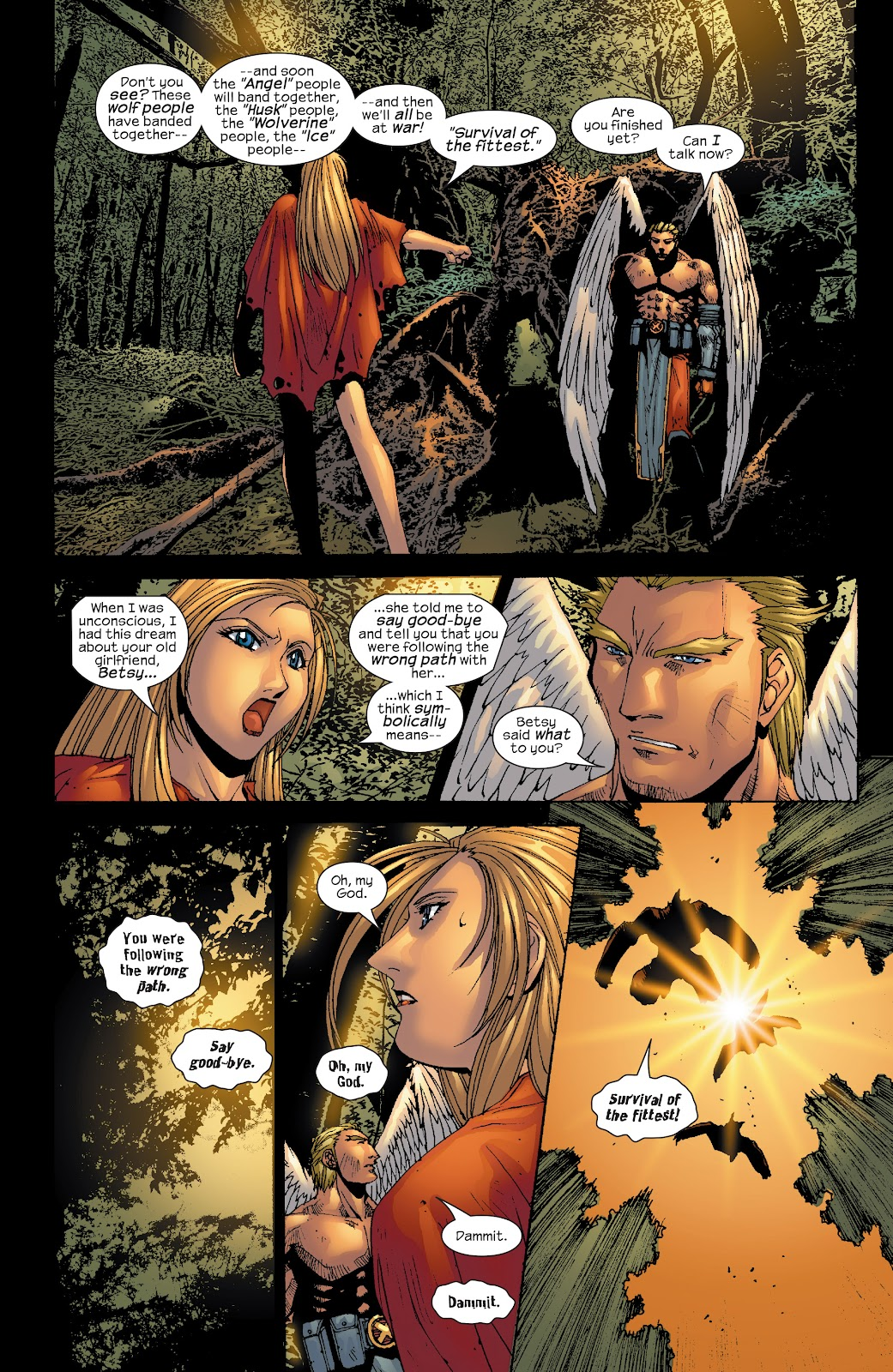 Read online X-Men: Unstoppable comic -  Issue # TPB (Part 3) - 54