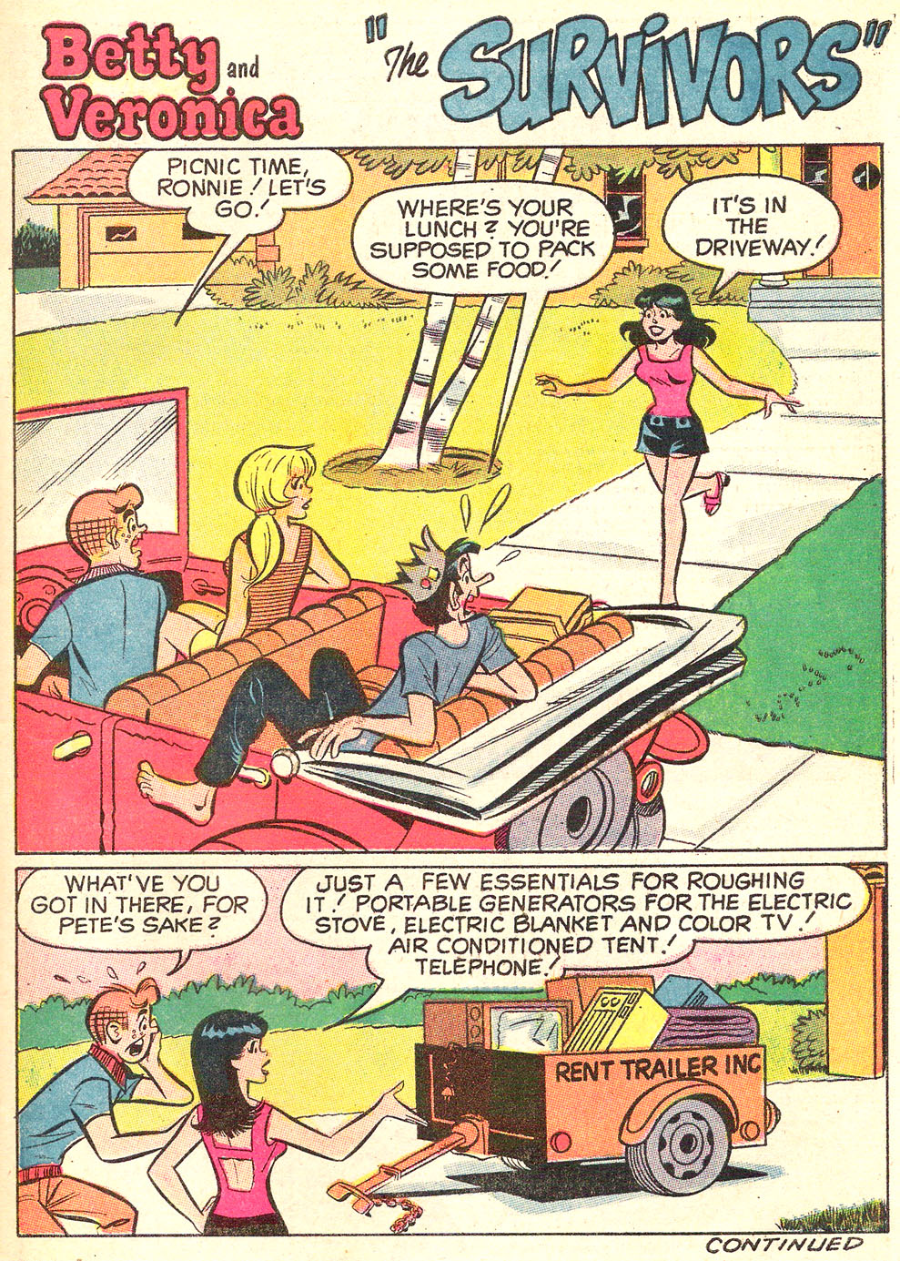 Read online Archie's Girls Betty and Veronica comic -  Issue #179 - 26