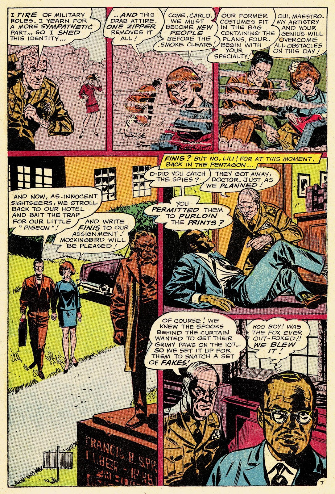 Secret Six (1968) issue 2 - Page 11