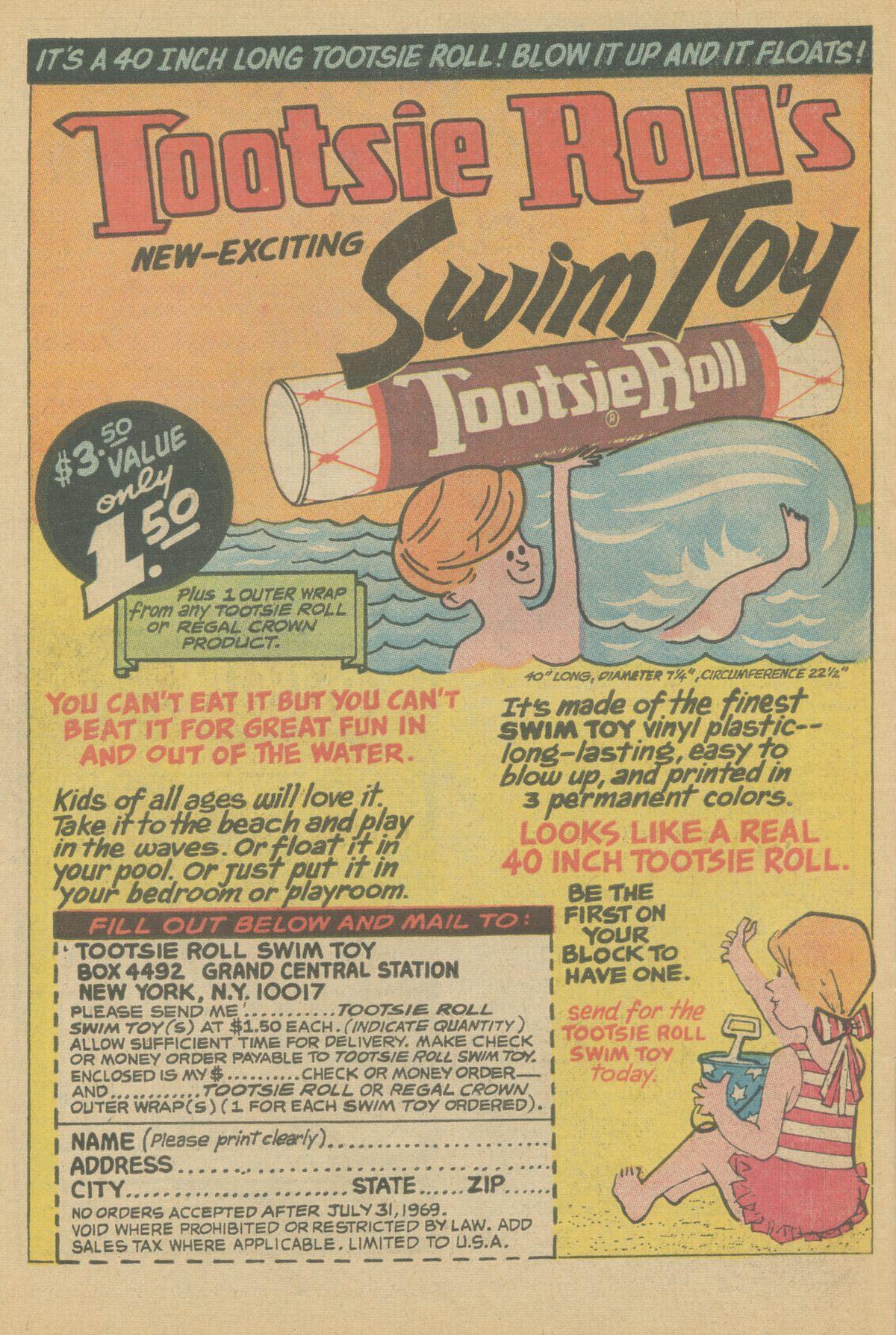 Read online Adventure Comics (1938) comic -  Issue #370 - 34