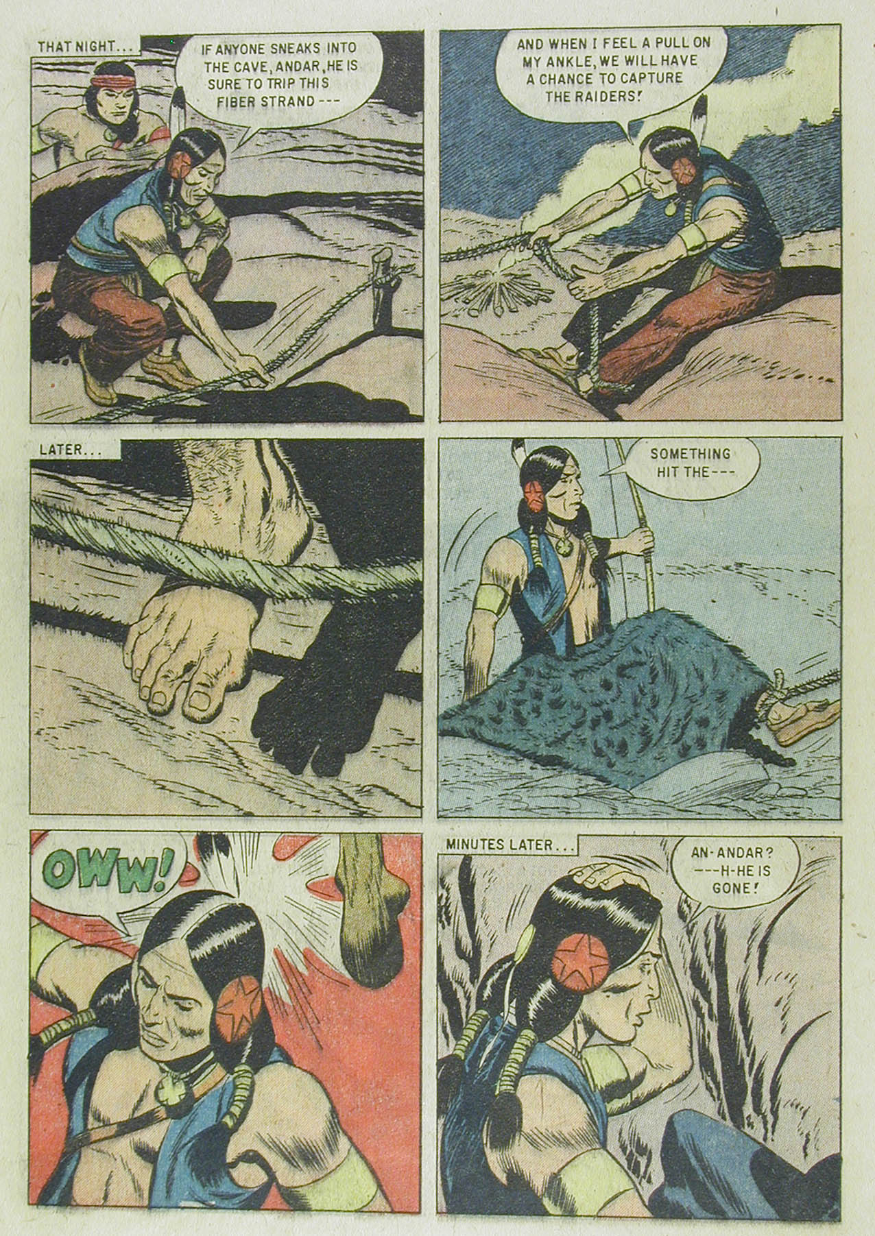 Read online Turok, Son of Stone comic -  Issue #13 - 8