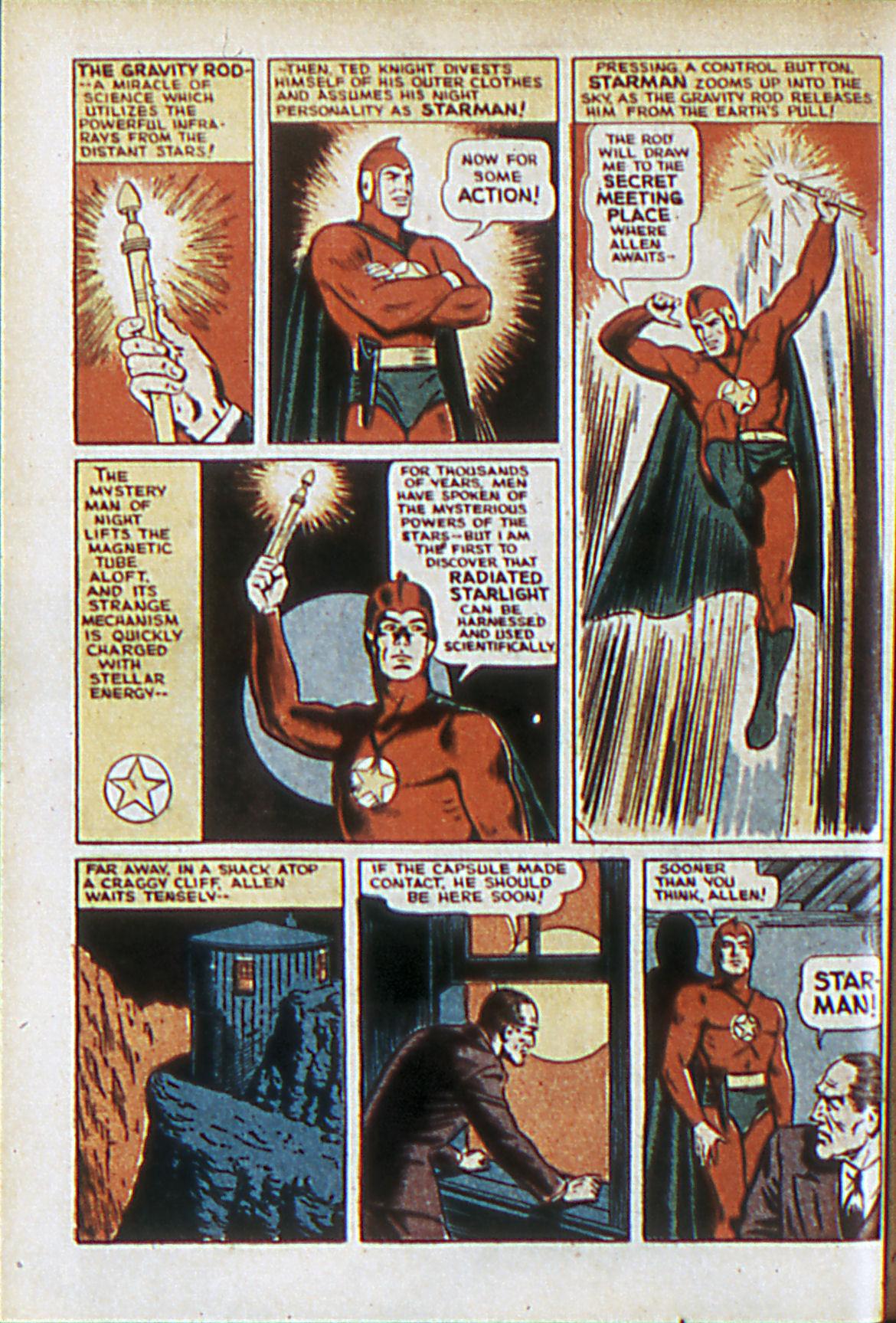 Read online Adventure Comics (1938) comic -  Issue #61 - 7