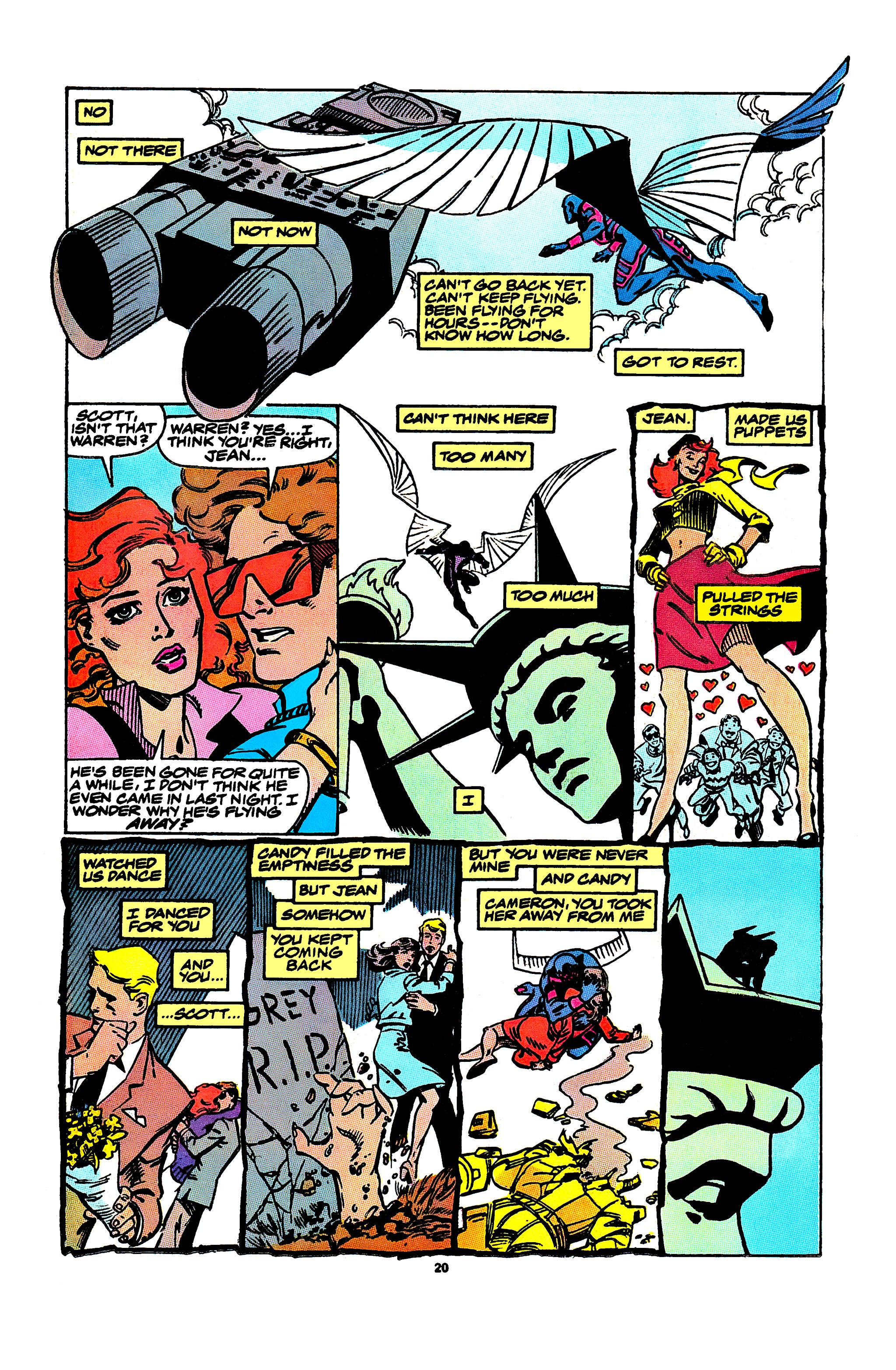 Read online X-Factor (1986) comic -  Issue #47 - 17