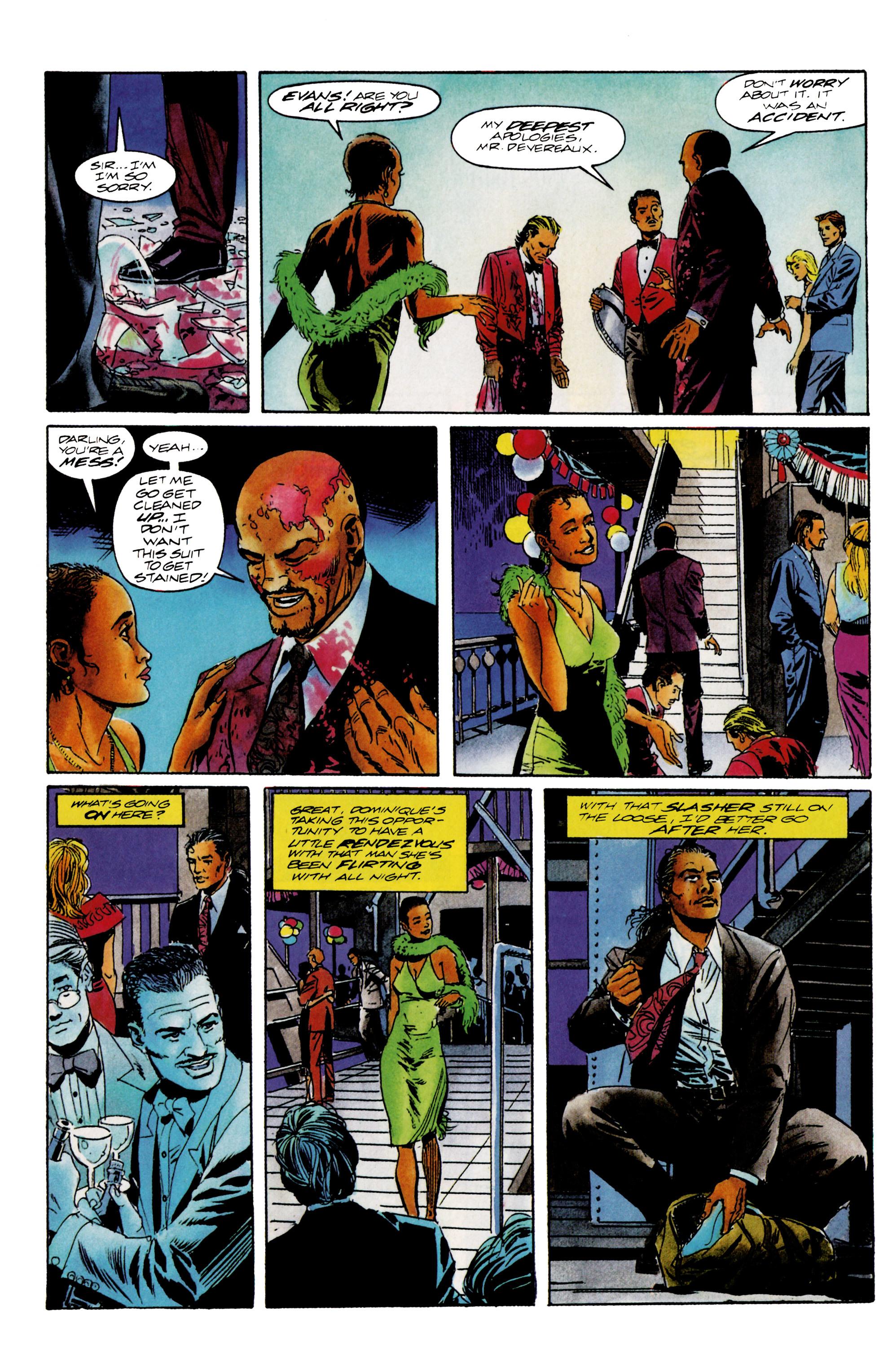 Read online Shadowman (1992) comic -  Issue #13 - 10