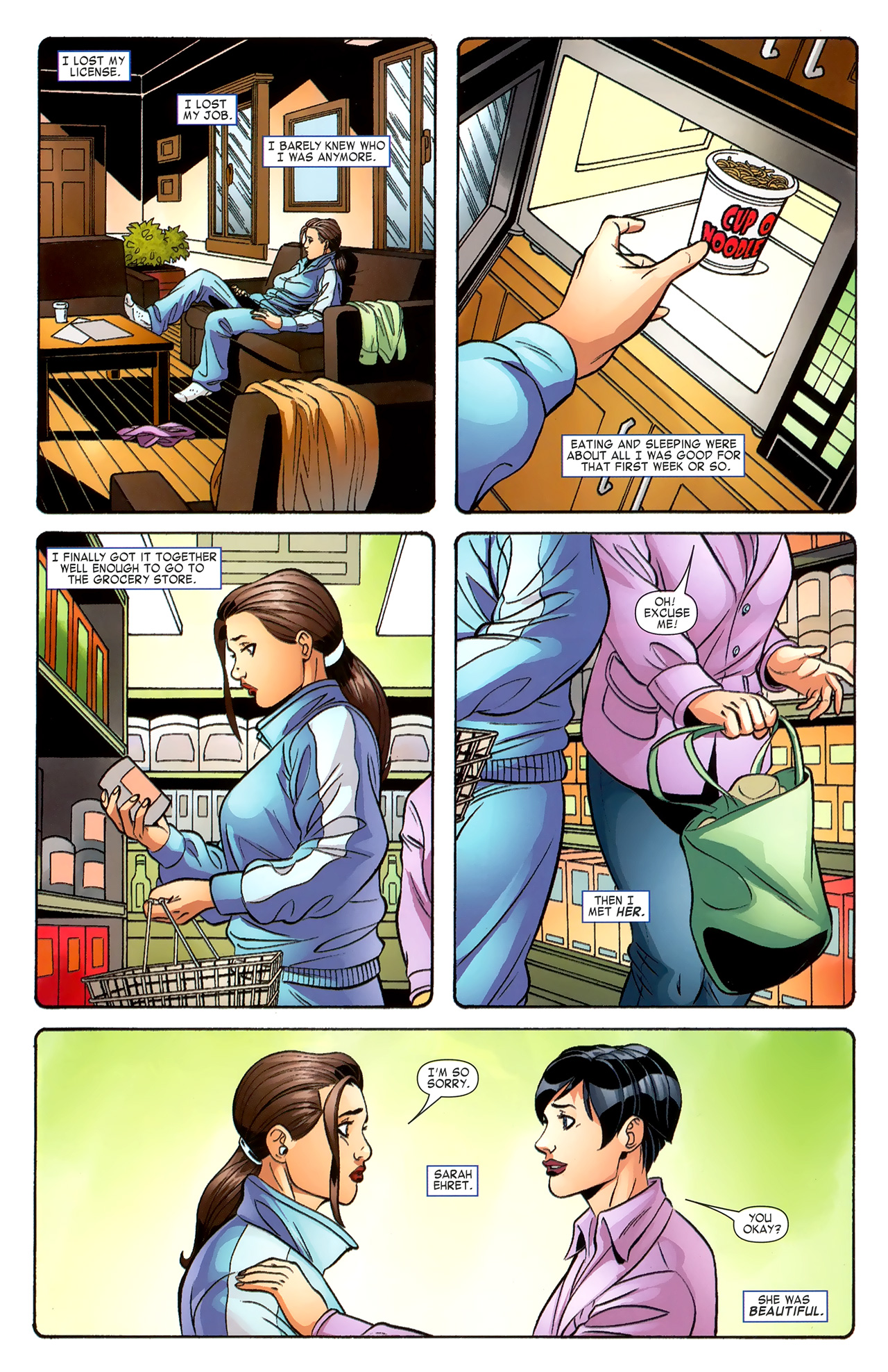 Read online Amazing Spider-Man Family comic -  Issue #6 - 9