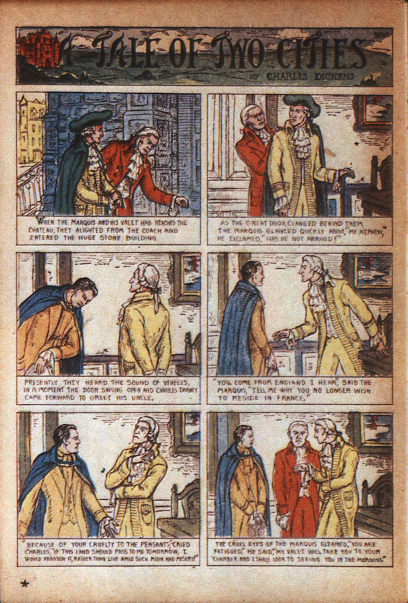 Read online Adventure Comics (1938) comic -  Issue #7 - 60