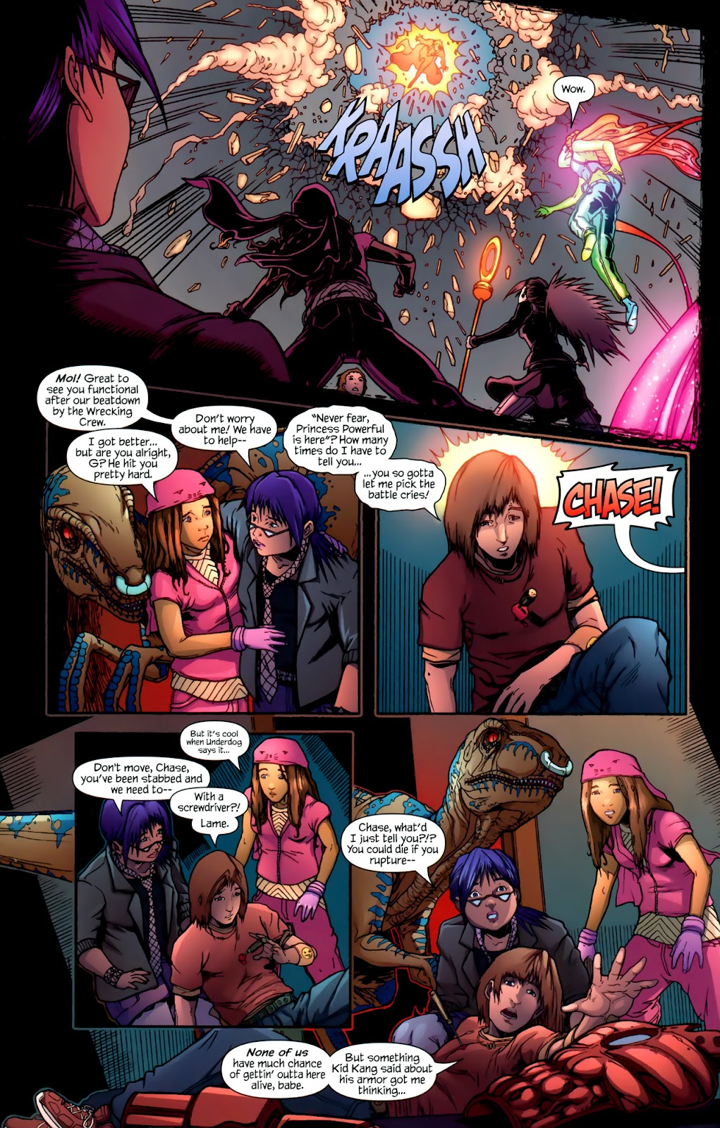 Read online What If? Secret Wars comic -  Issue # Full - 33