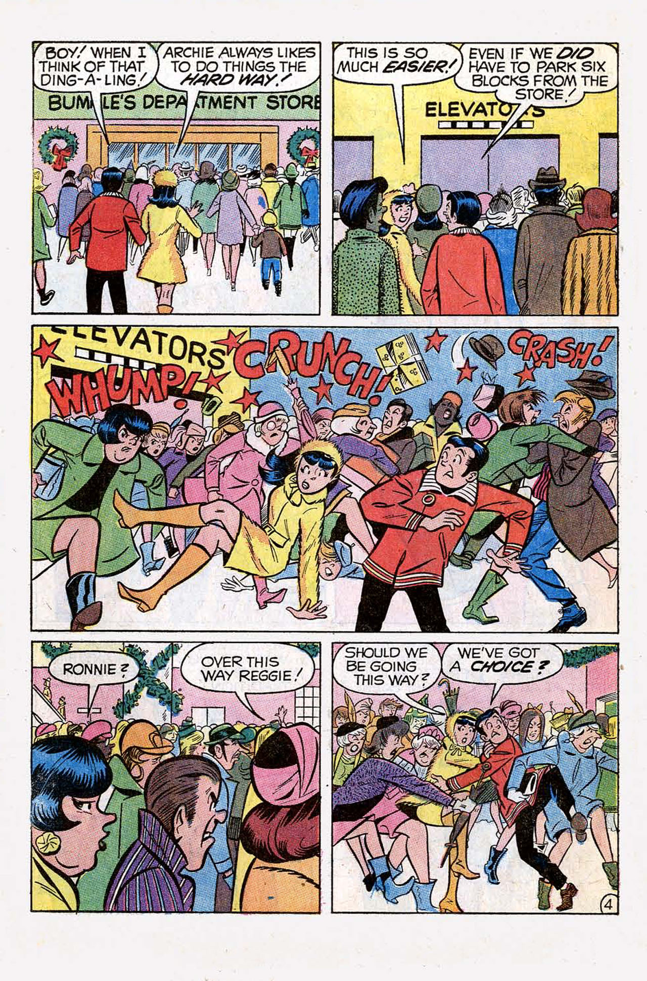 Read online Archie (1960) comic -  Issue #197 - 16