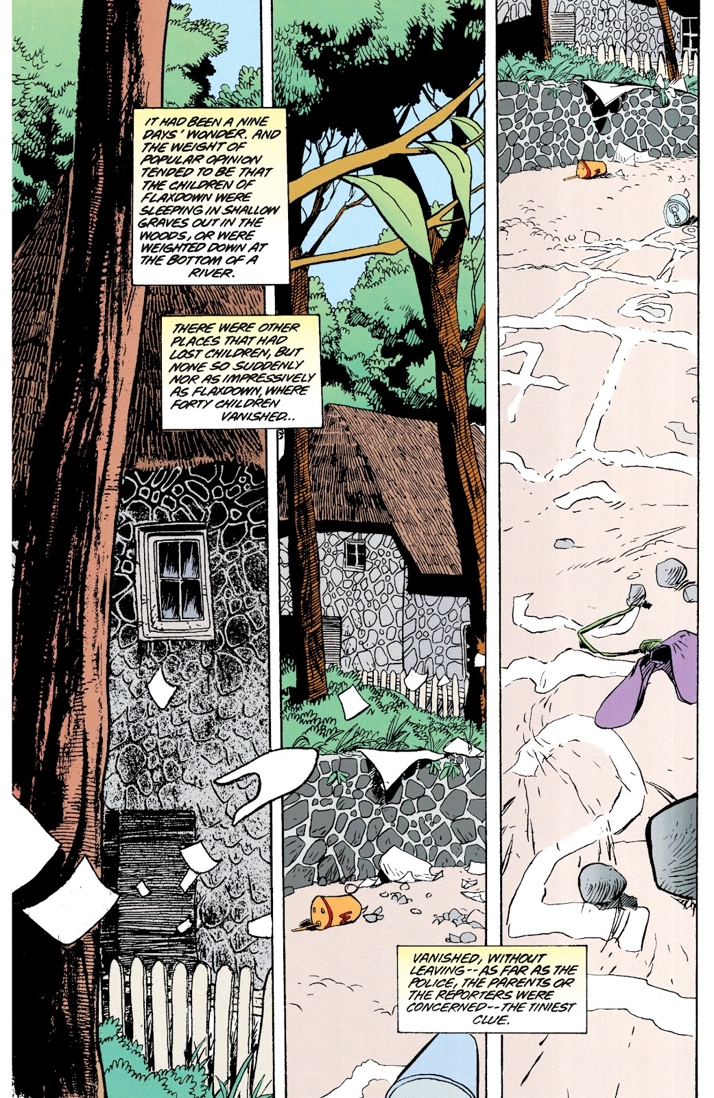 Read online The Children's Crusade comic -  Issue # _TPB (Part 1) - 10