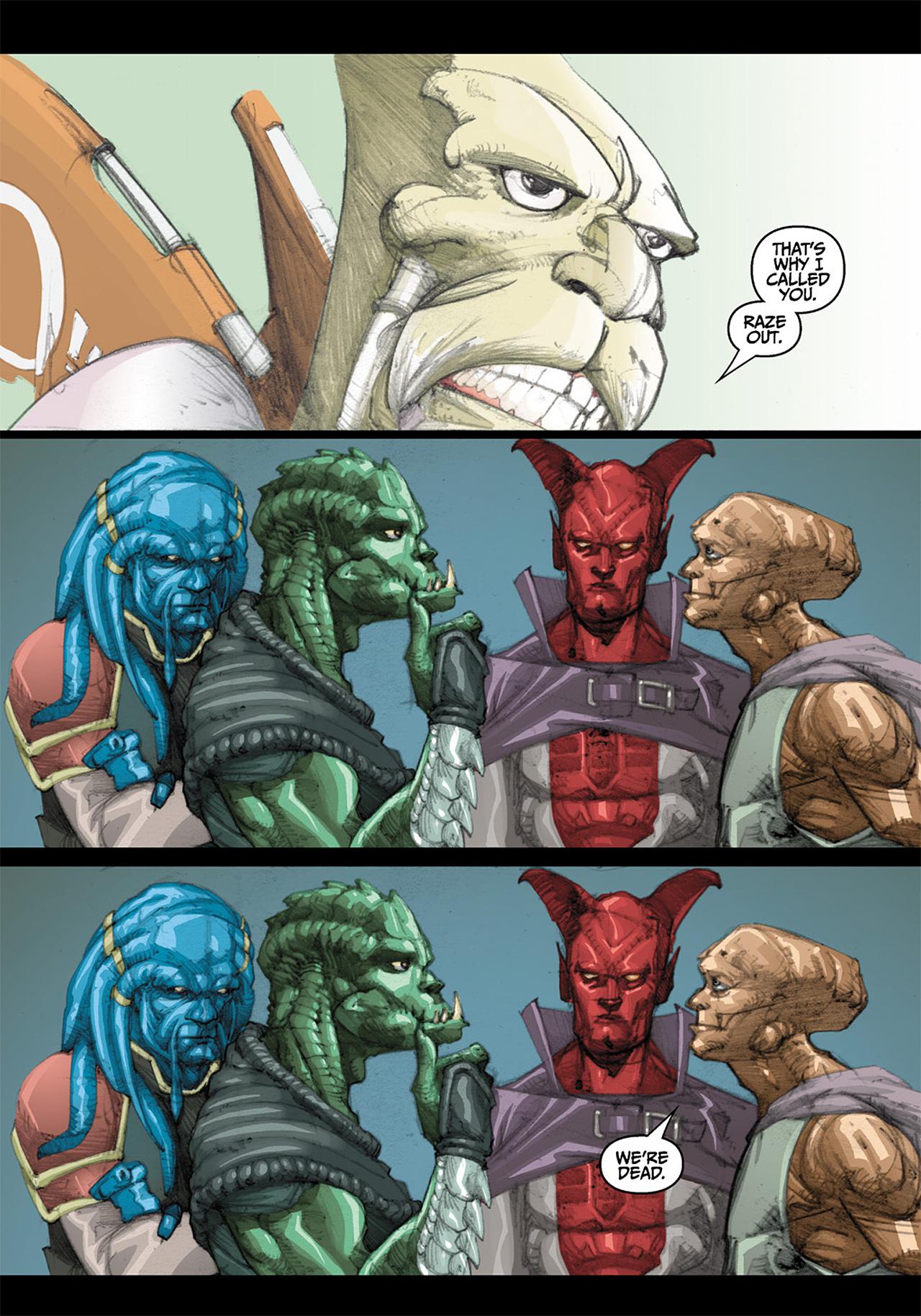 Read online Star Wars Omnibus comic -  Issue # Vol. 33 - 111