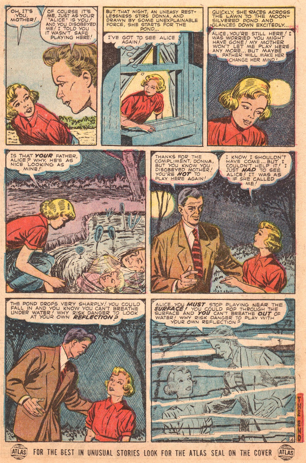 Journey Into Unknown Worlds (1950) issue 38 - Page 17