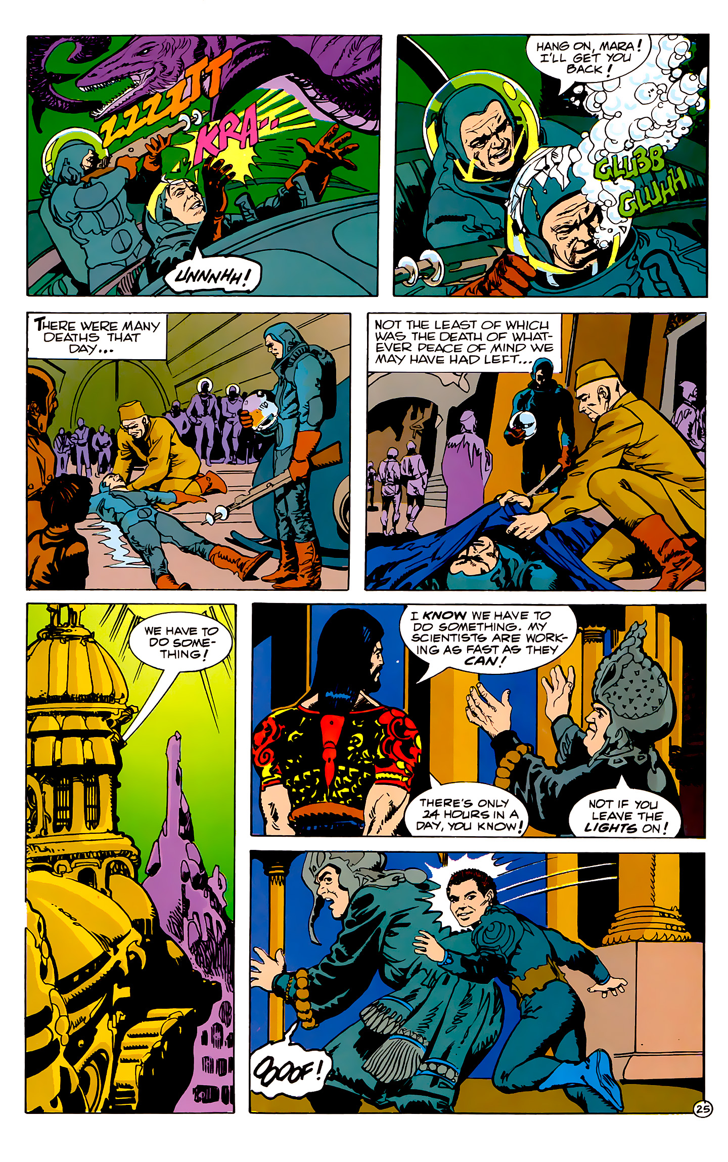 Read online Atlantis Chronicles comic -  Issue #2 - 25