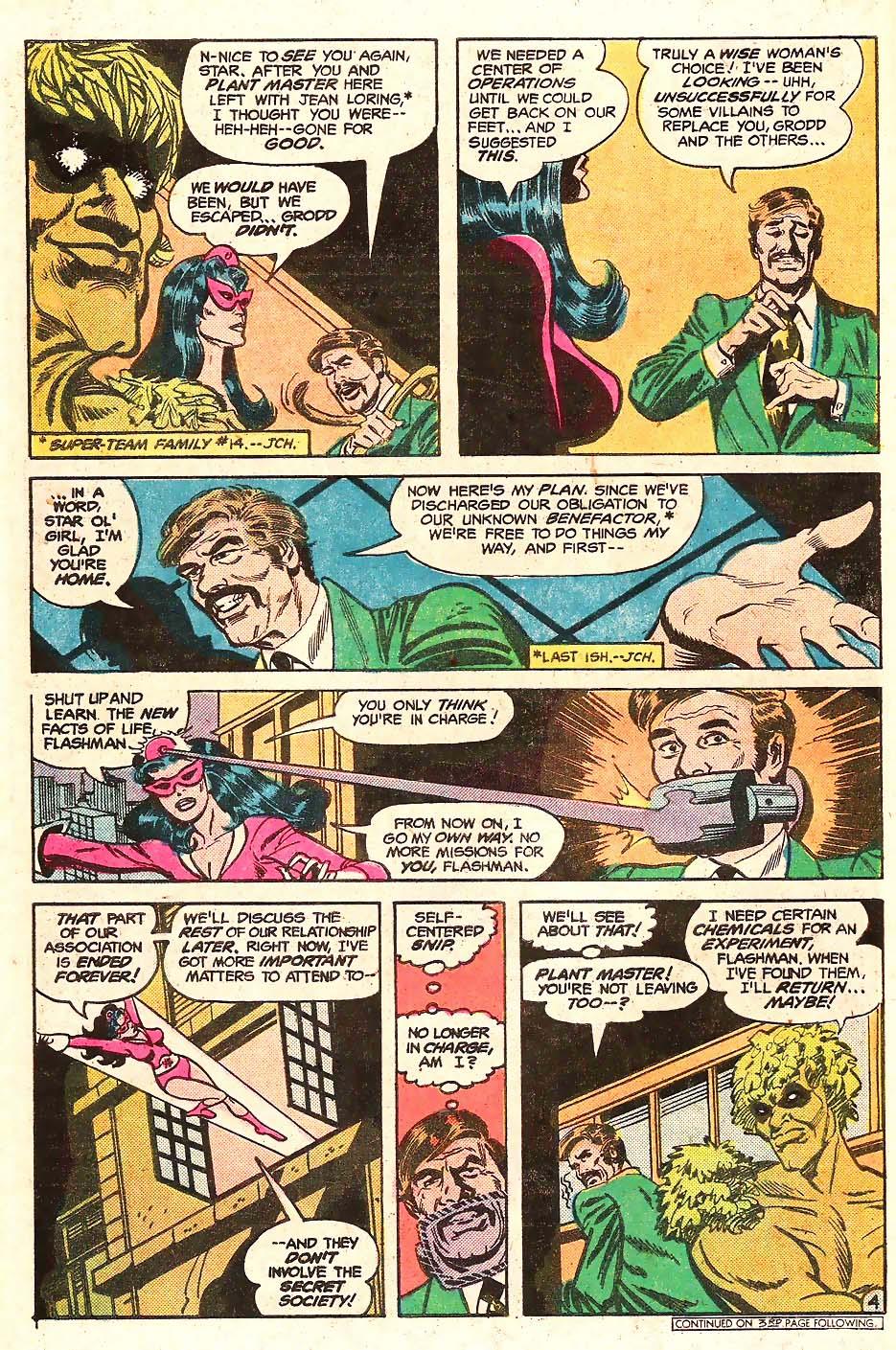 Read online Secret Society of Super-Villains comic -  Issue #11 - 5