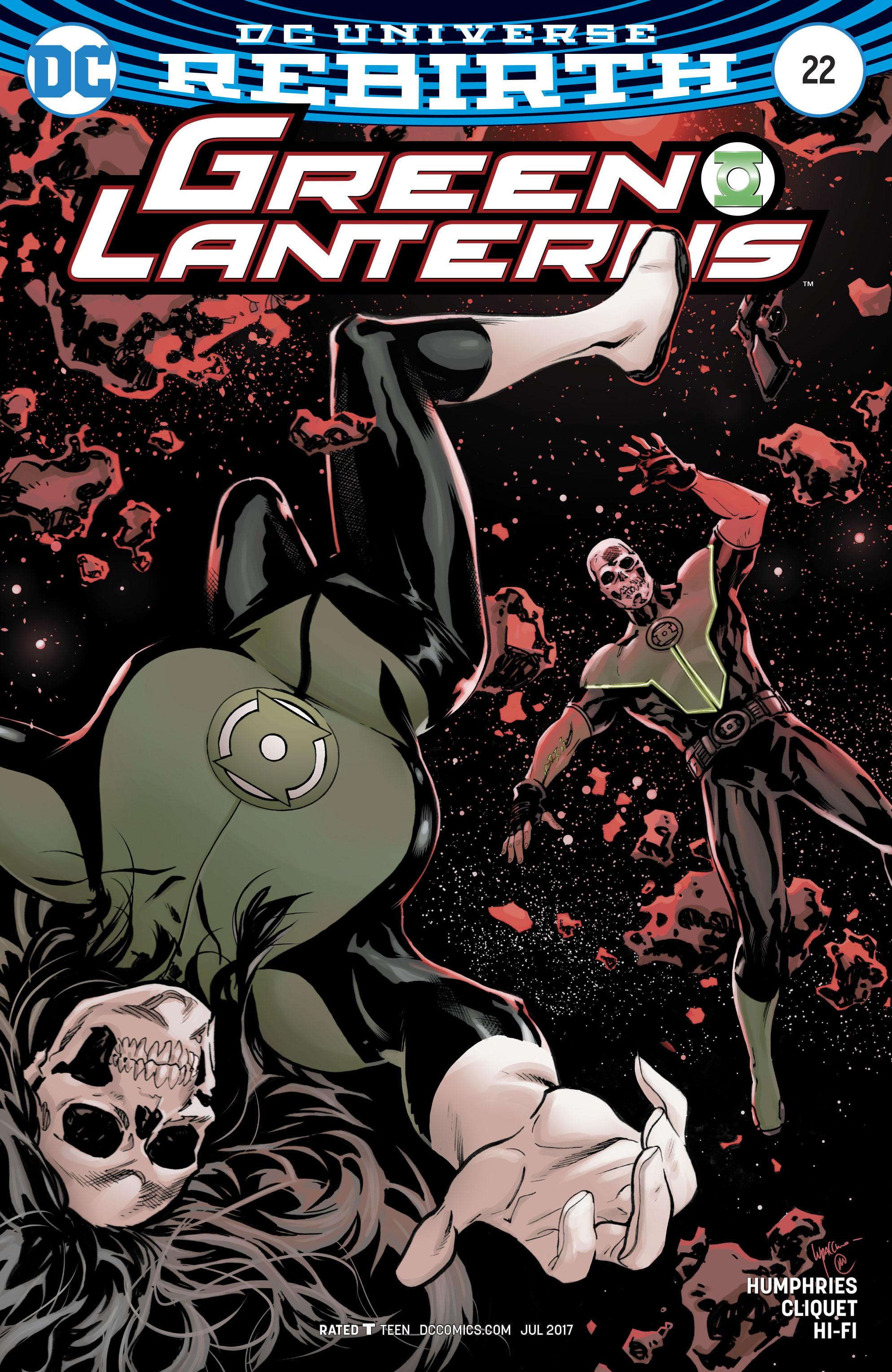 Read online Green Lanterns comic -  Issue #22 - 3