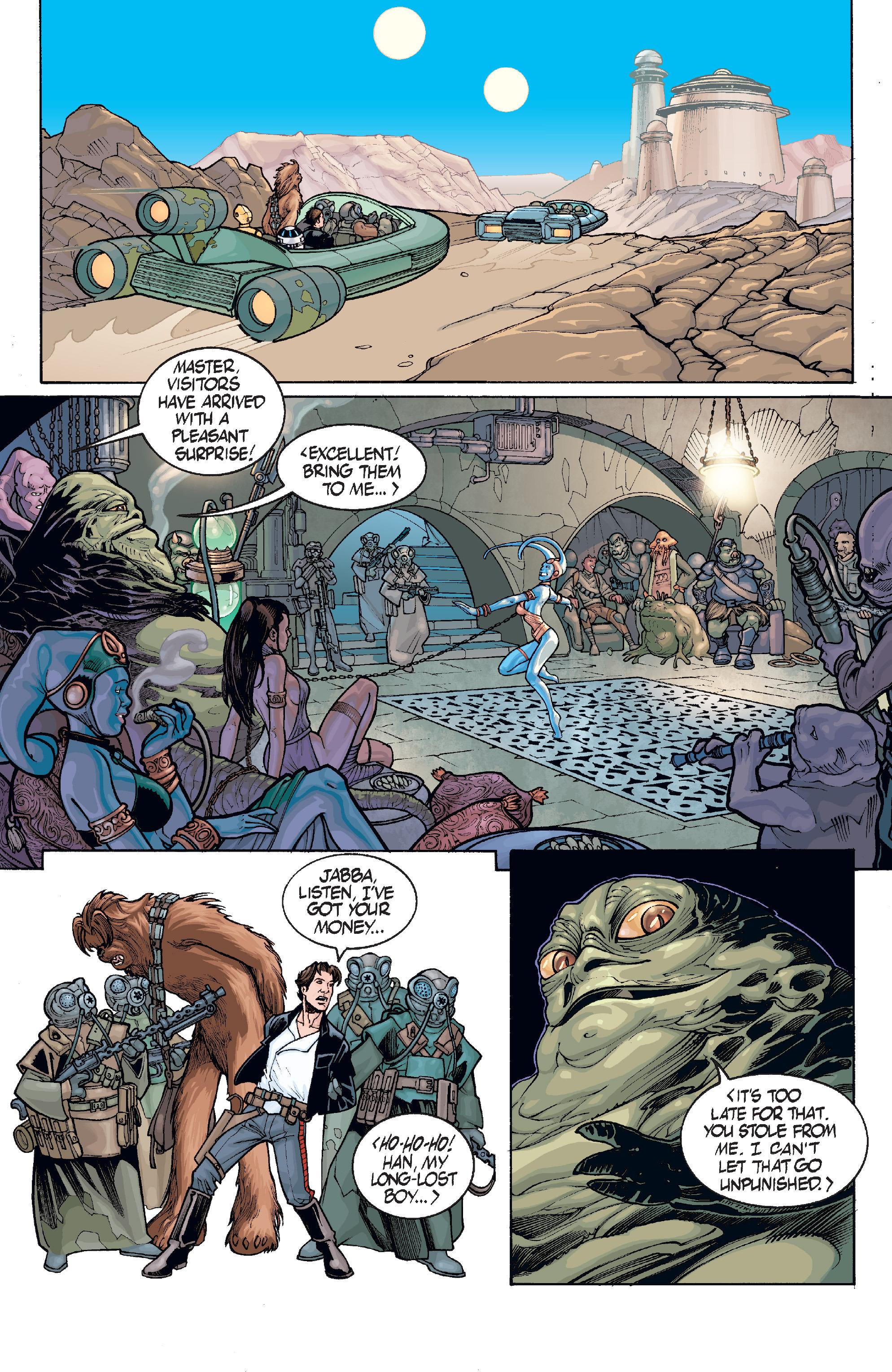 Read online Star Wars Omnibus comic -  Issue # Vol. 27 - 149