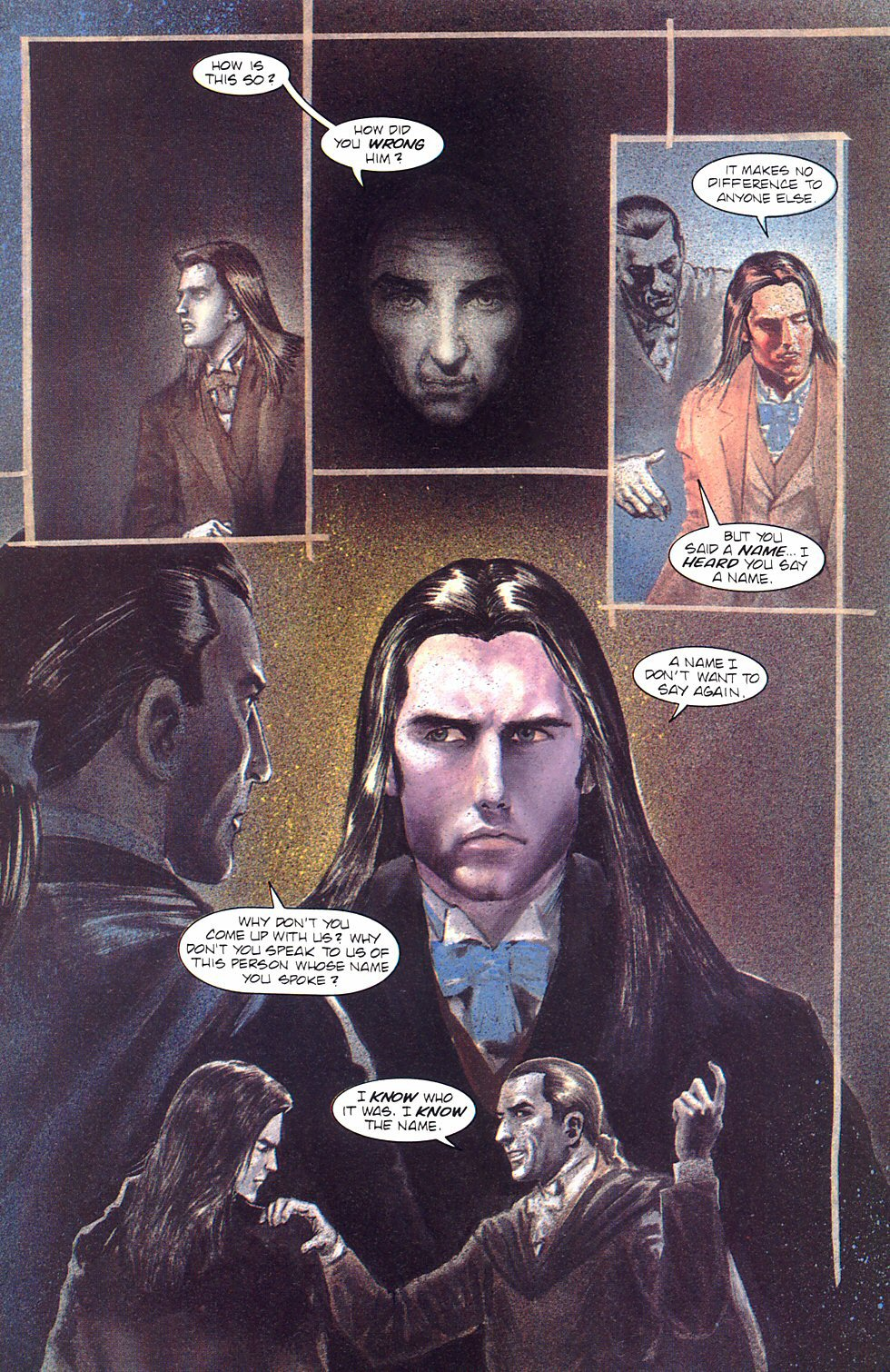 Read online Anne Rice's Interview with the Vampire comic -  Issue #8 - 29