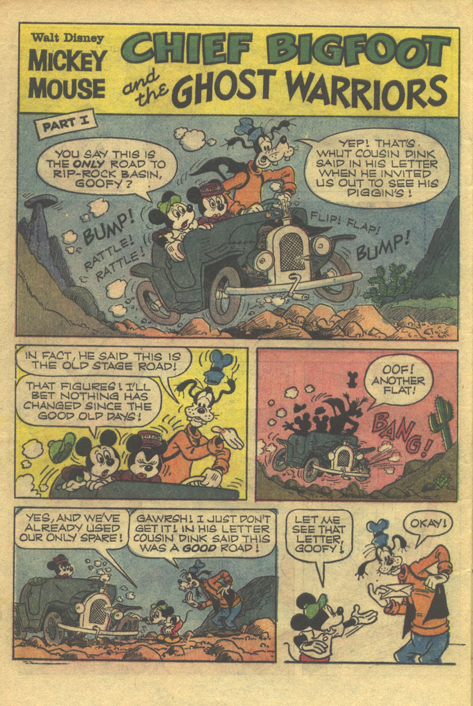 Walt Disney's Comics and Stories issue 354 - Page 25