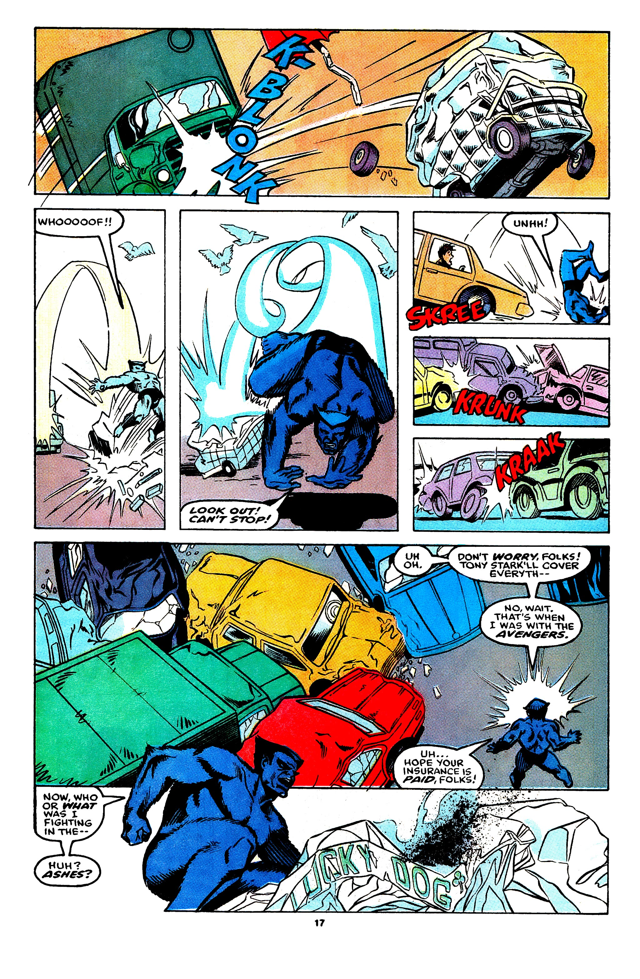 Read online X-Factor (1986) comic -  Issue #55 - 14