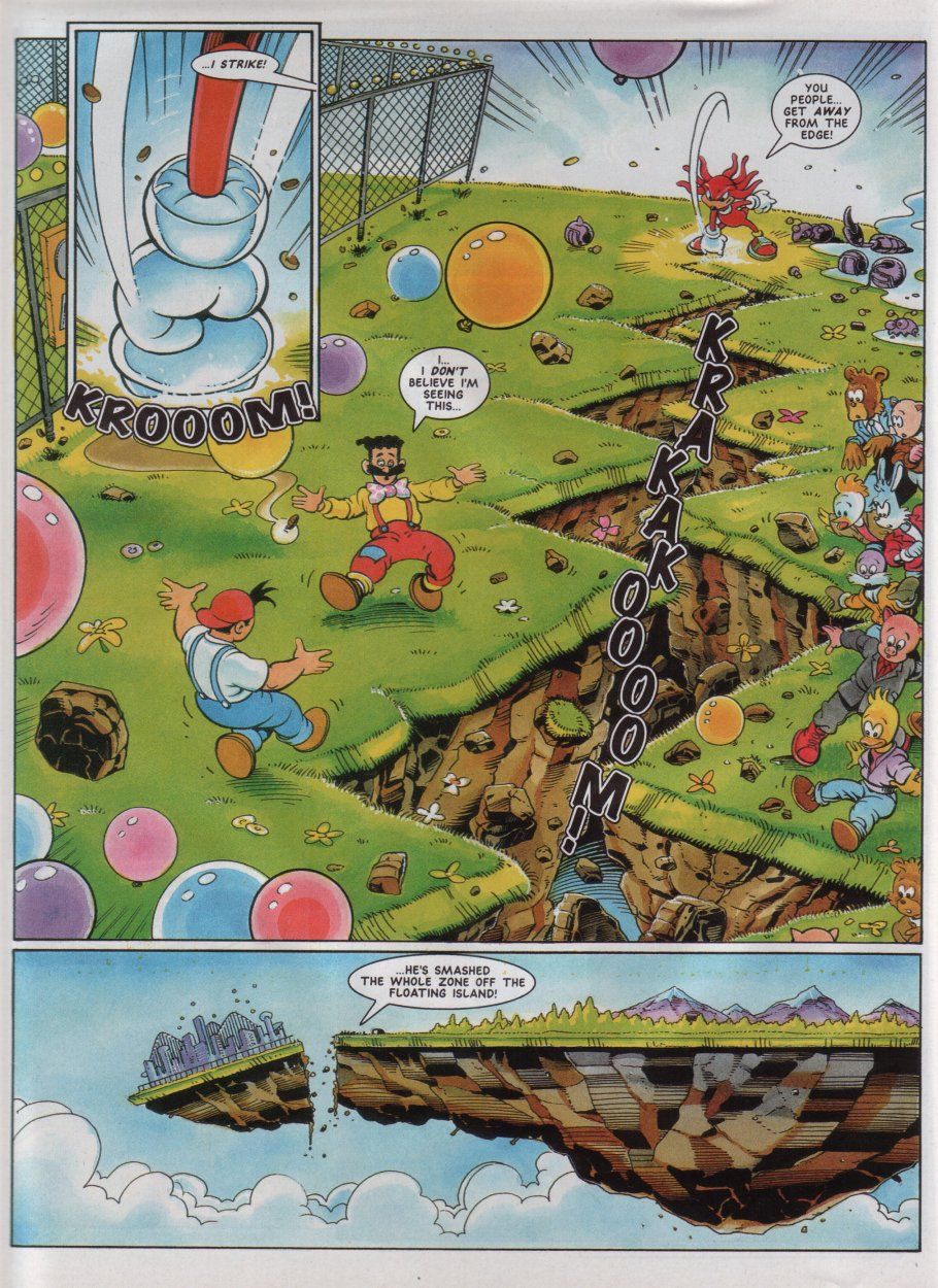 Read online Sonic the Comic comic -  Issue #44 - 22