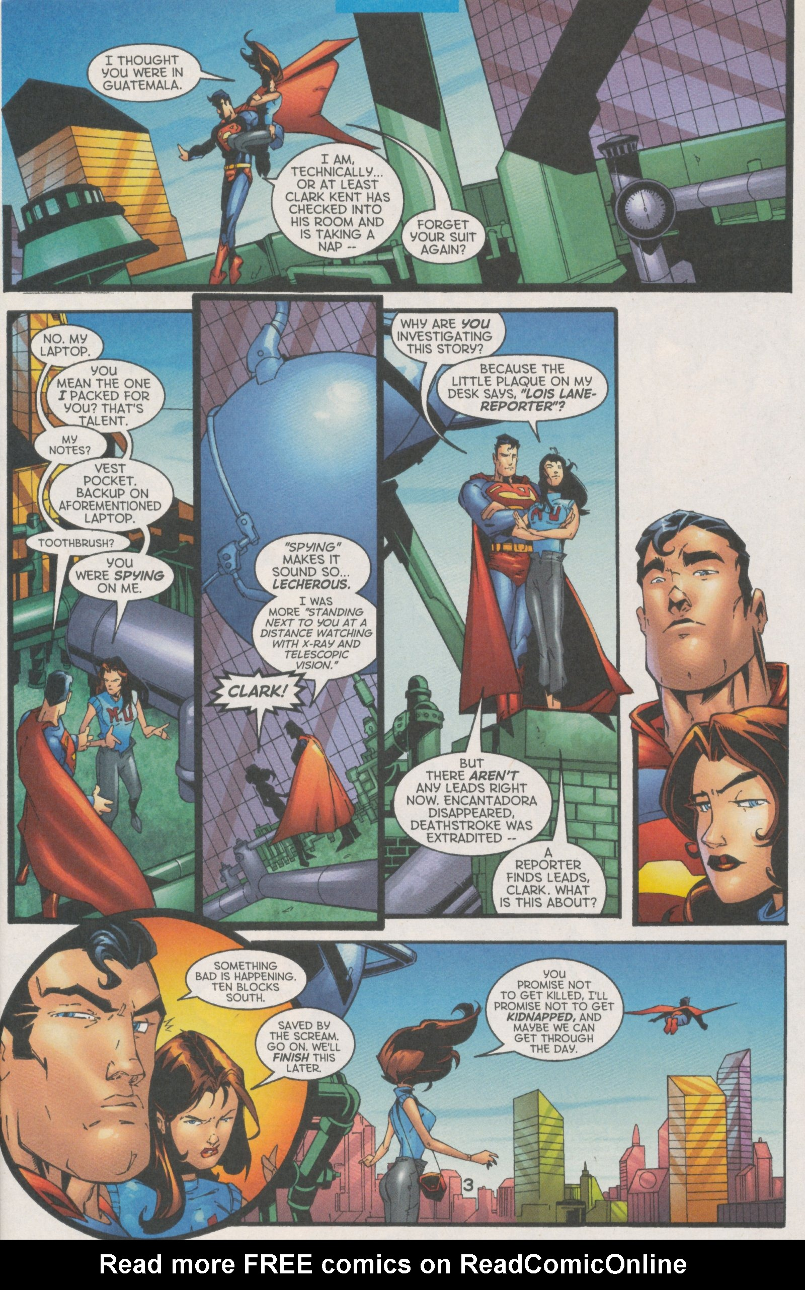 Read online Action Comics (1938) comic -  Issue #768 - 5