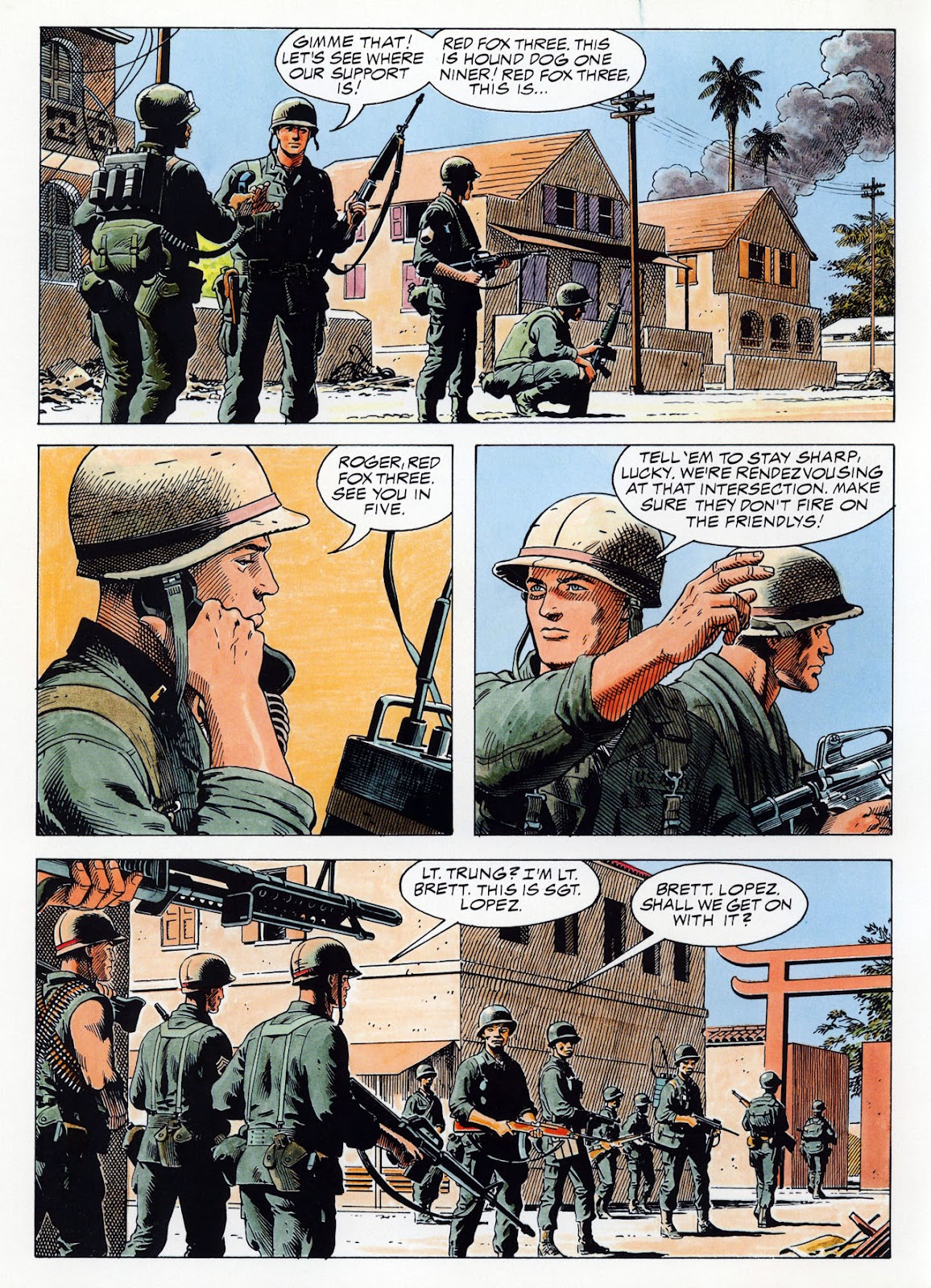 Epic Graphic Novel: Hearts and Minds issue Full - Page 50