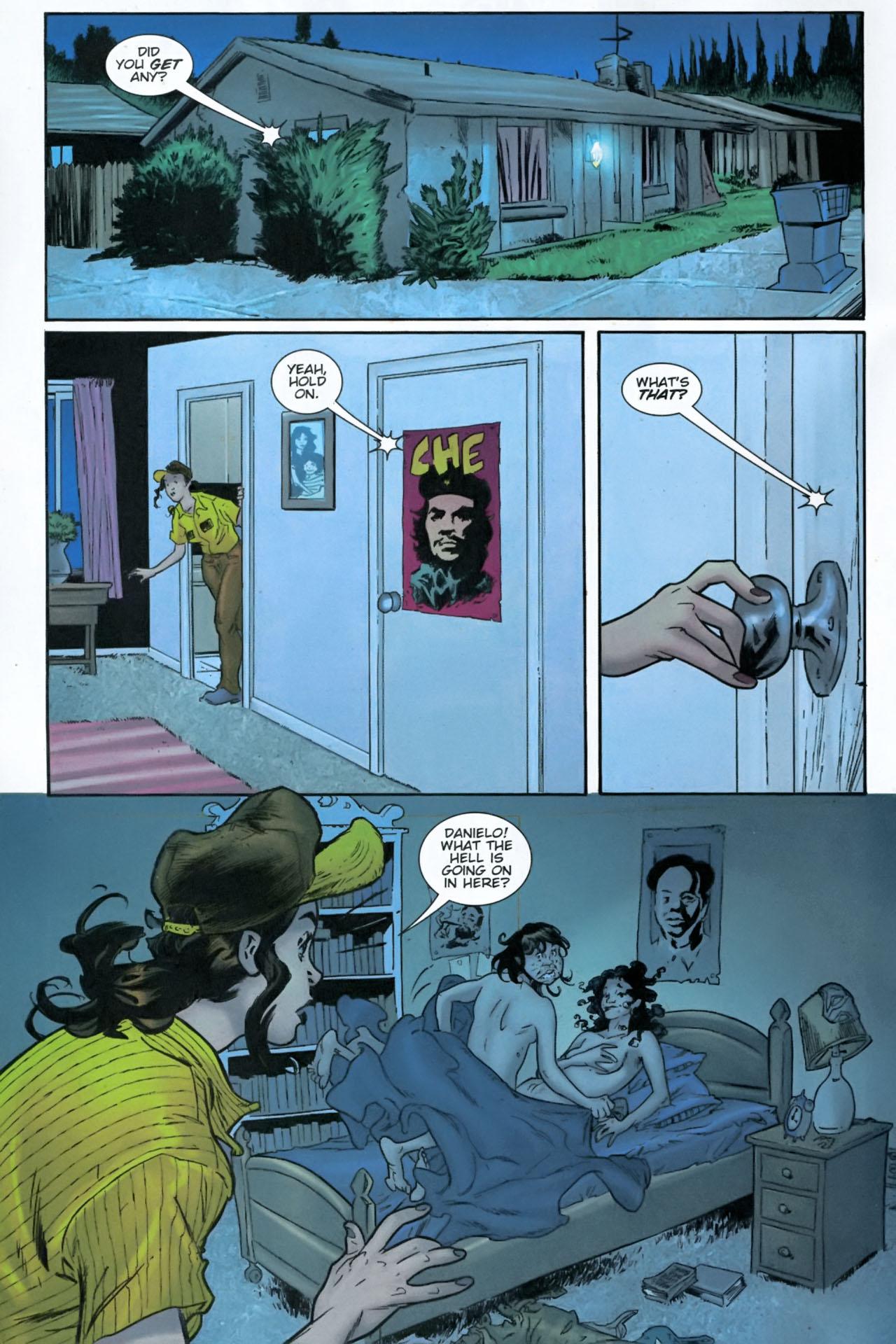 Read online The Exterminators comic -  Issue #27 - 6