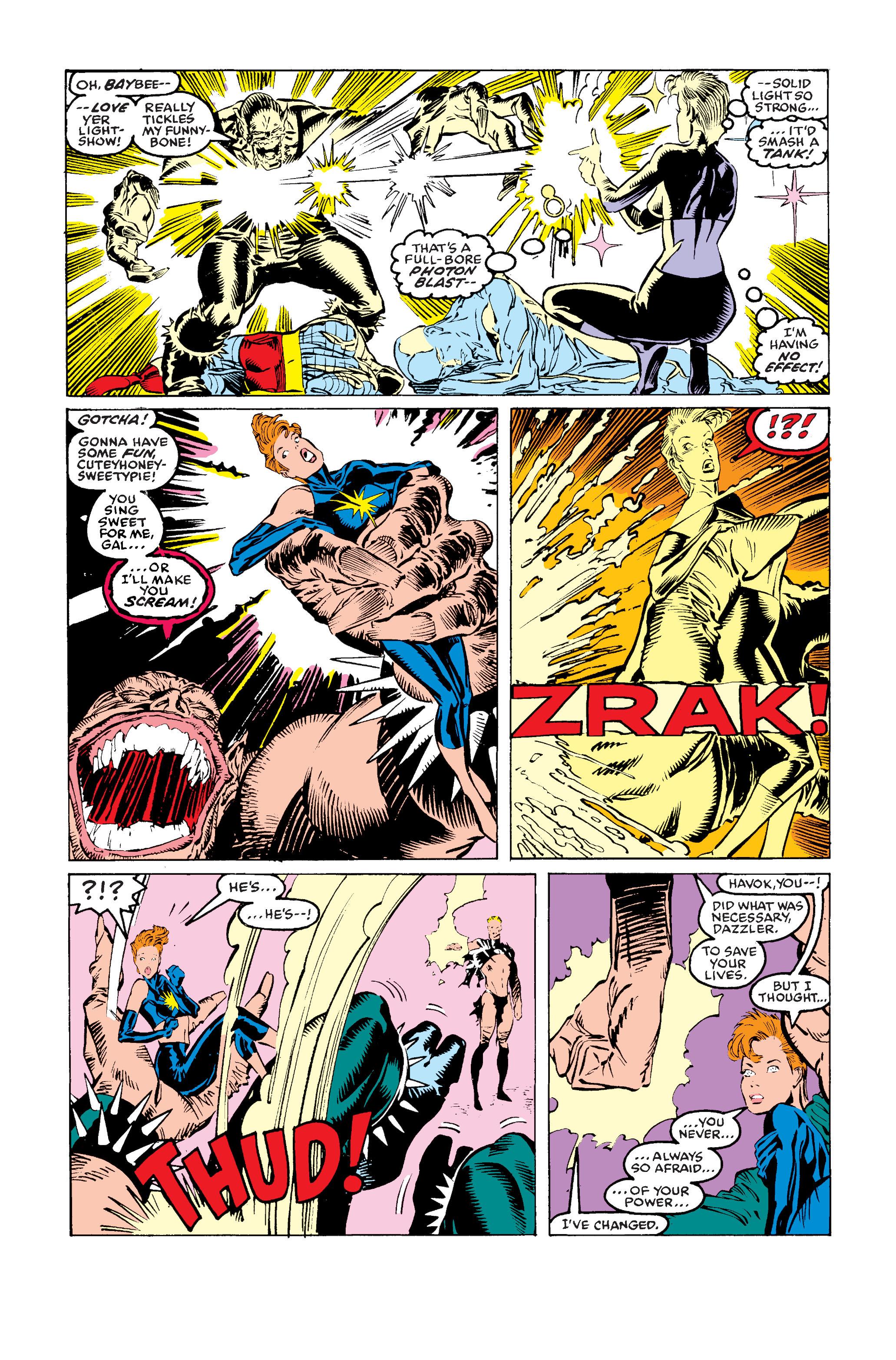 Read online Uncanny X-Men (1963) comic -  Issue #243 - 18