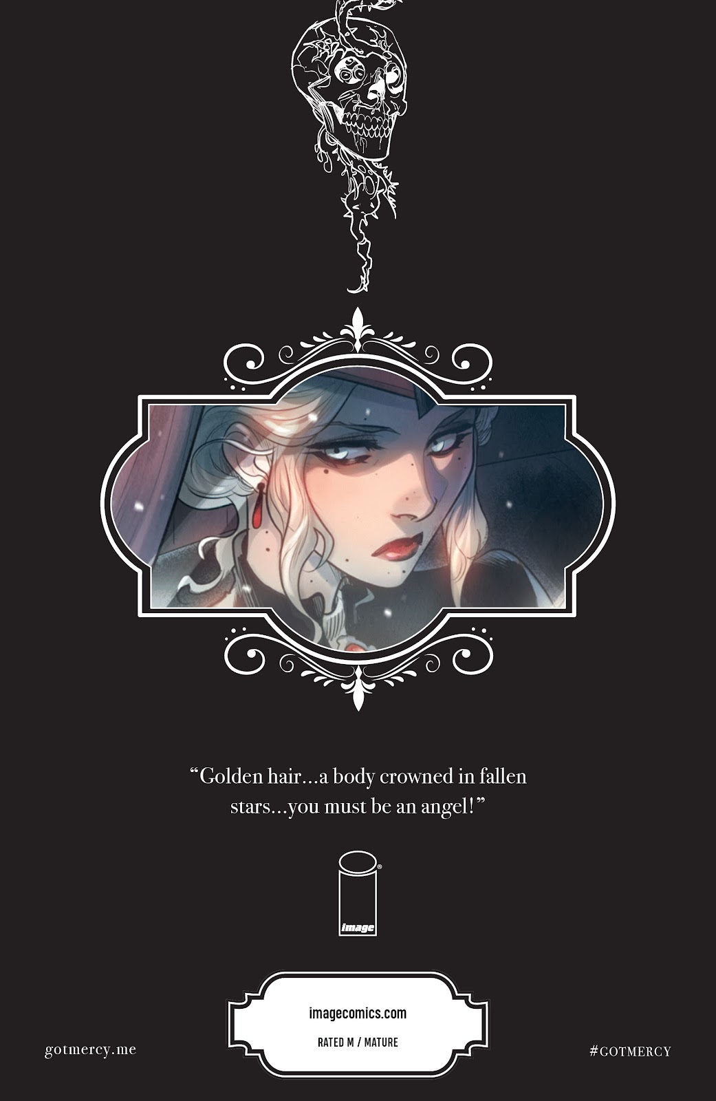 Read online Mirka Andolfo's Mercy comic -  Issue #1 - 30