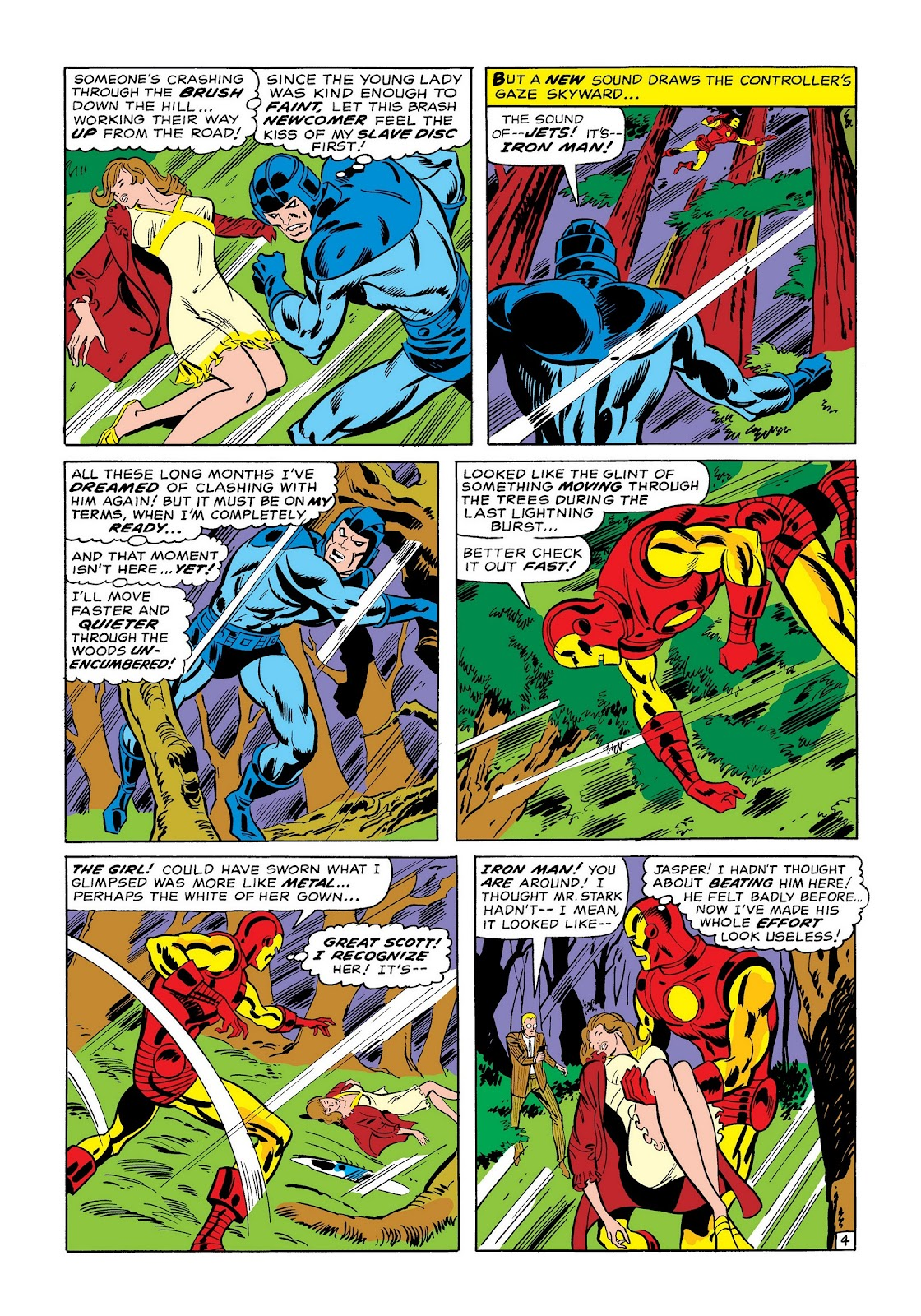 Read online Marvel Masterworks: The Invincible Iron Man comic -  Issue # TPB 7 (Part 1) - 53