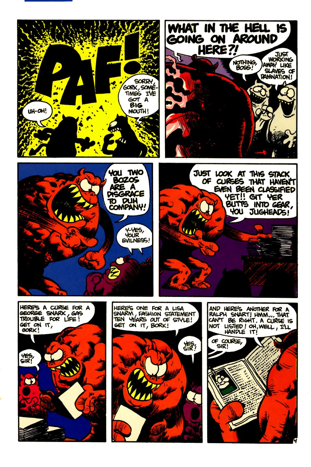 Ralph Snart Adventures (1988) issue 5 - Page 6