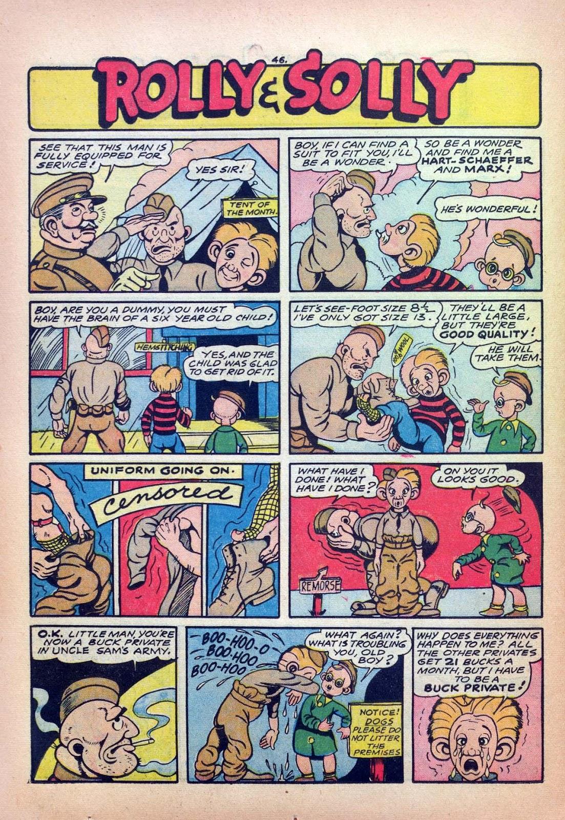 Read online Joker Comics comic -  Issue #2 - 48