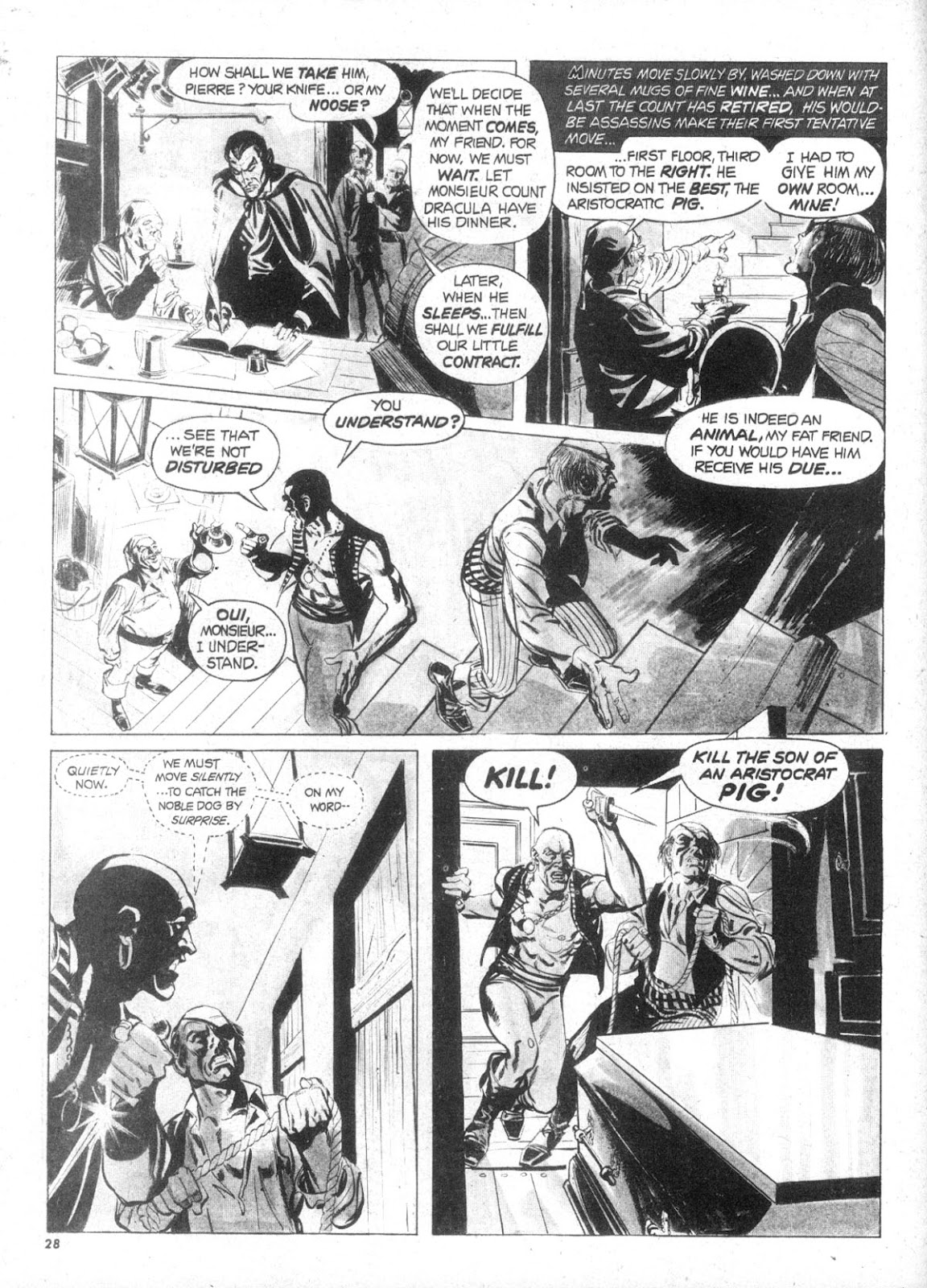 Dracula Lives issue 5 - Page 26