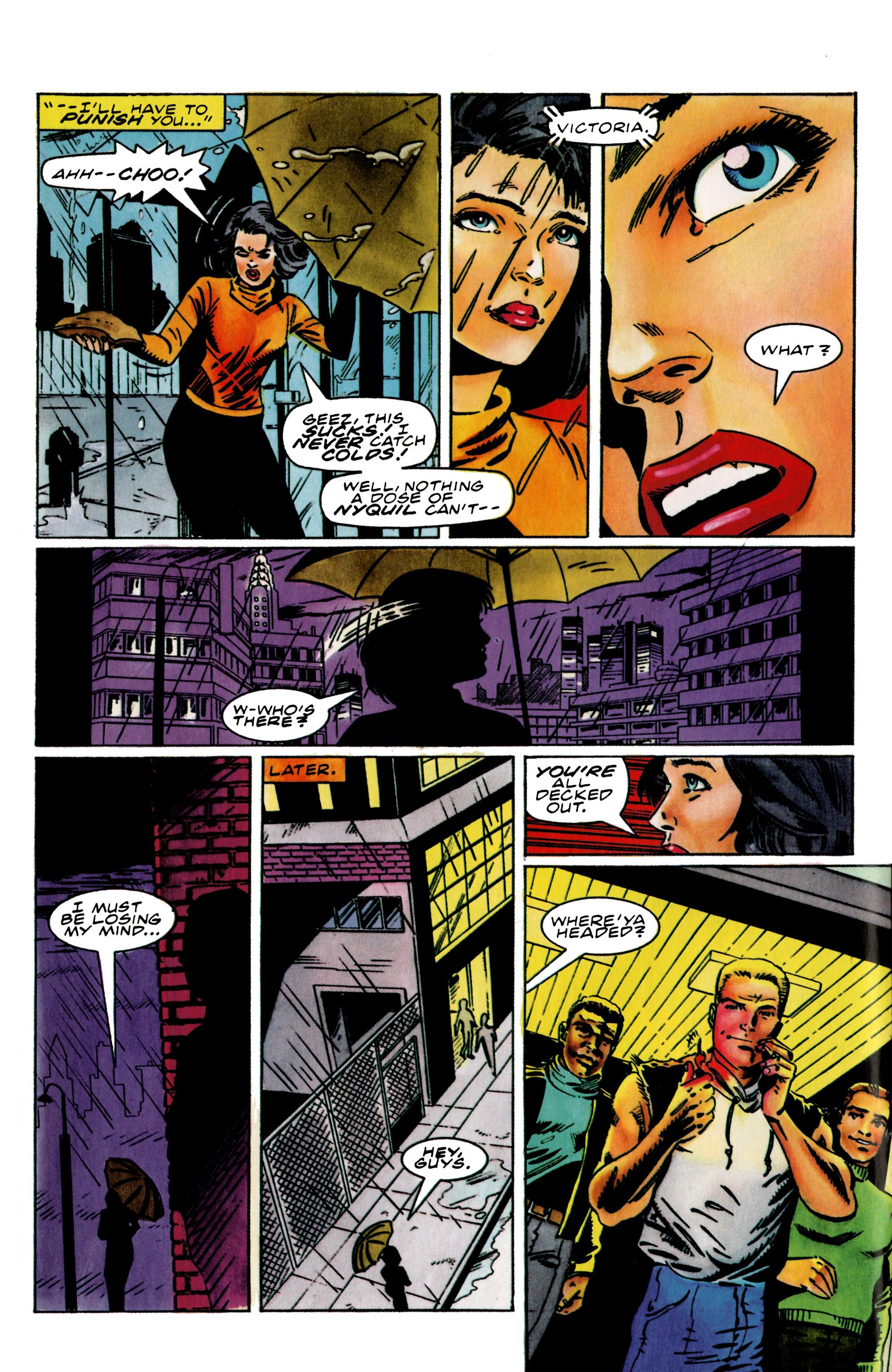 Read online Harbinger (1992) comic -  Issue #38 - 11
