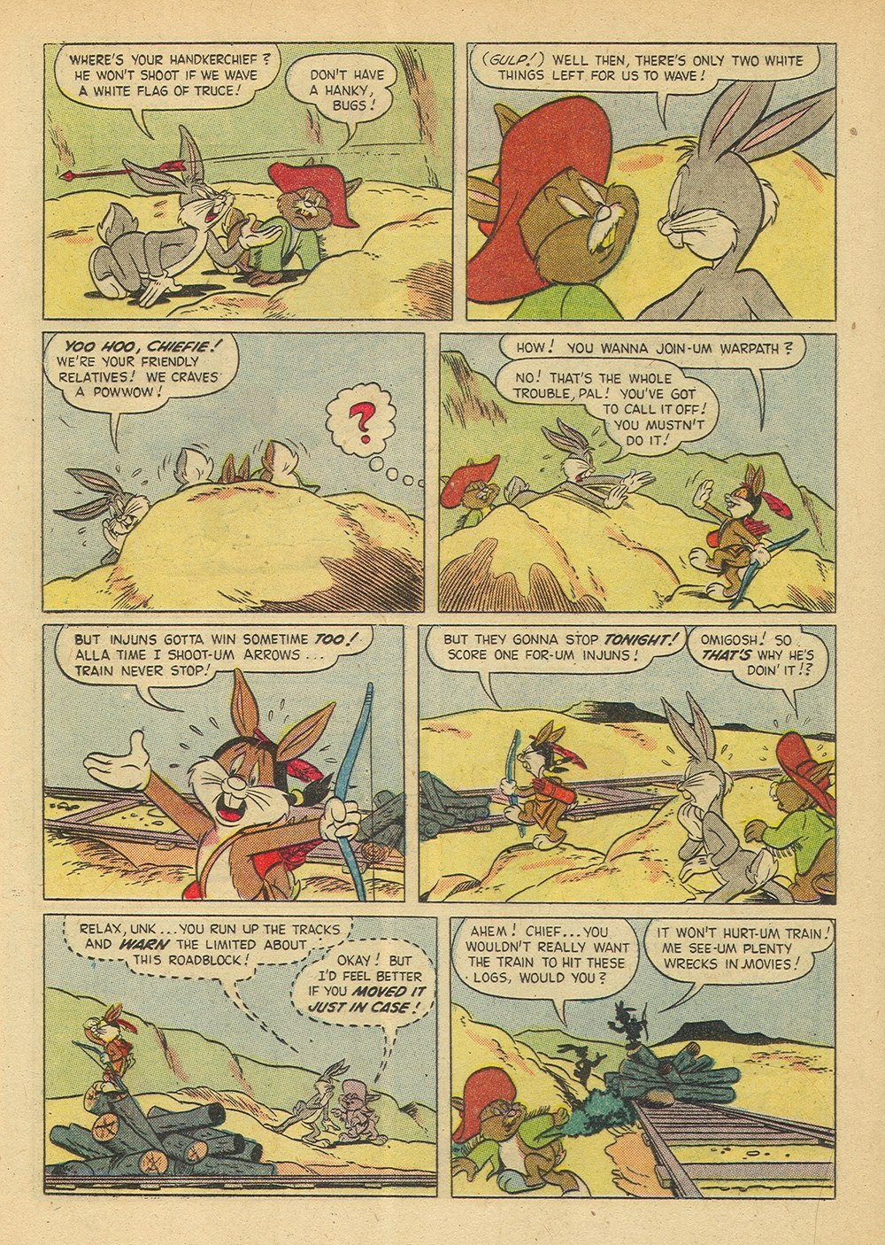 Bugs Bunny (1952) issue 46 - Page 20