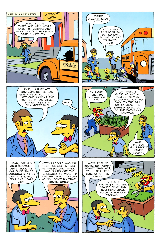 Read online Simpsons Comics comic -  Issue #229 - 21
