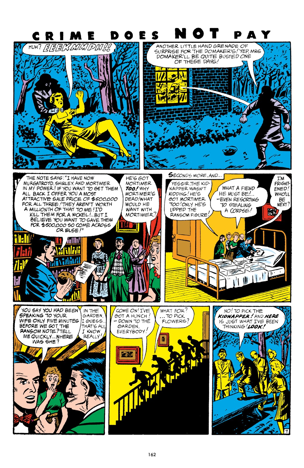 Read online Crime Does Not Pay Archives comic -  Issue # TPB 5 (Part 2) - 62