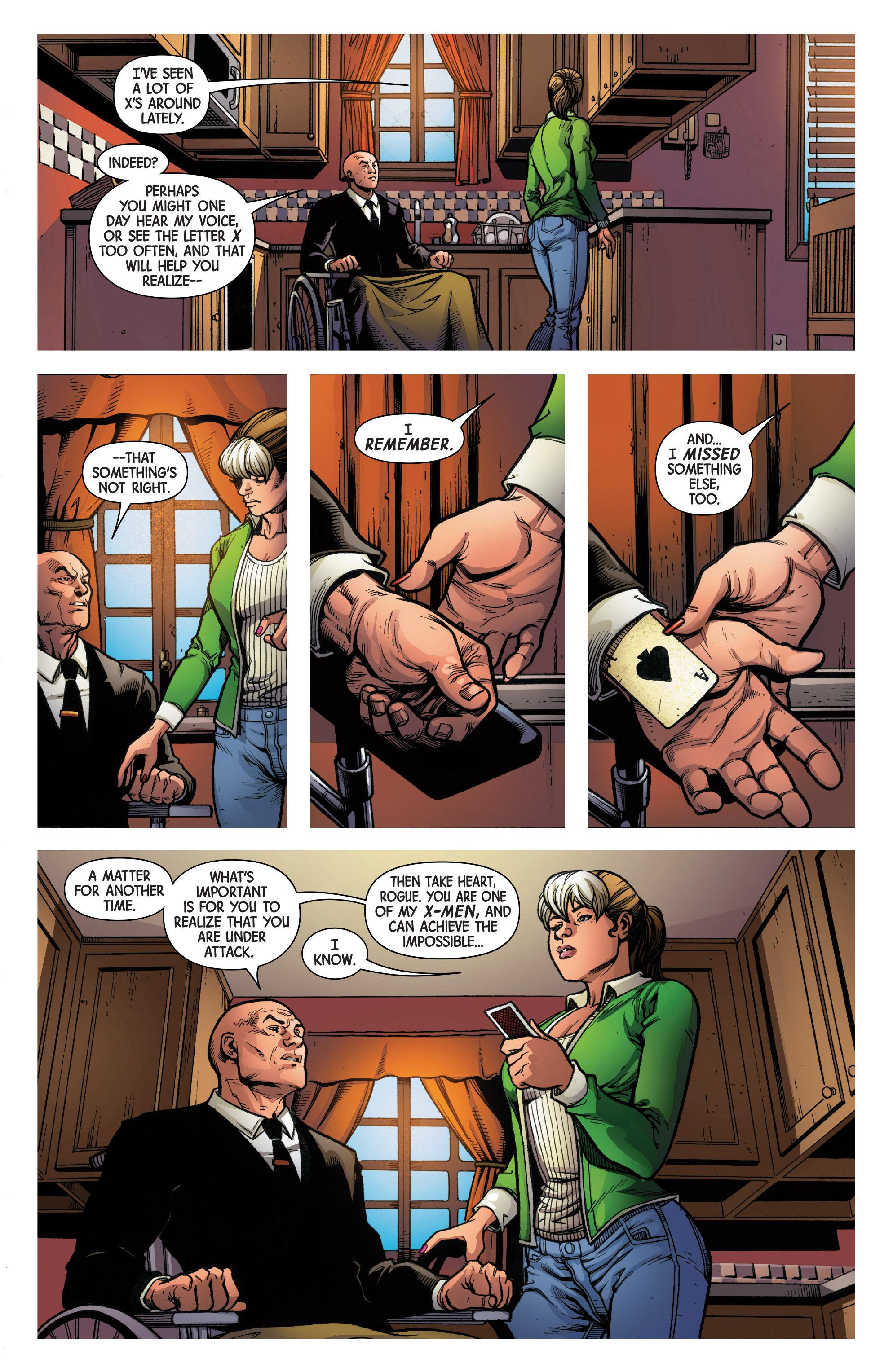 Read online Uncanny Avengers [II] comic -  Issue #8 - 8