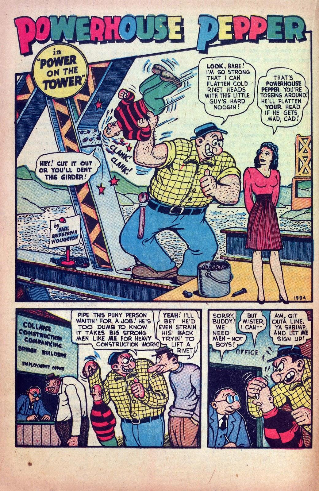 Read online Joker Comics comic -  Issue #29 - 18