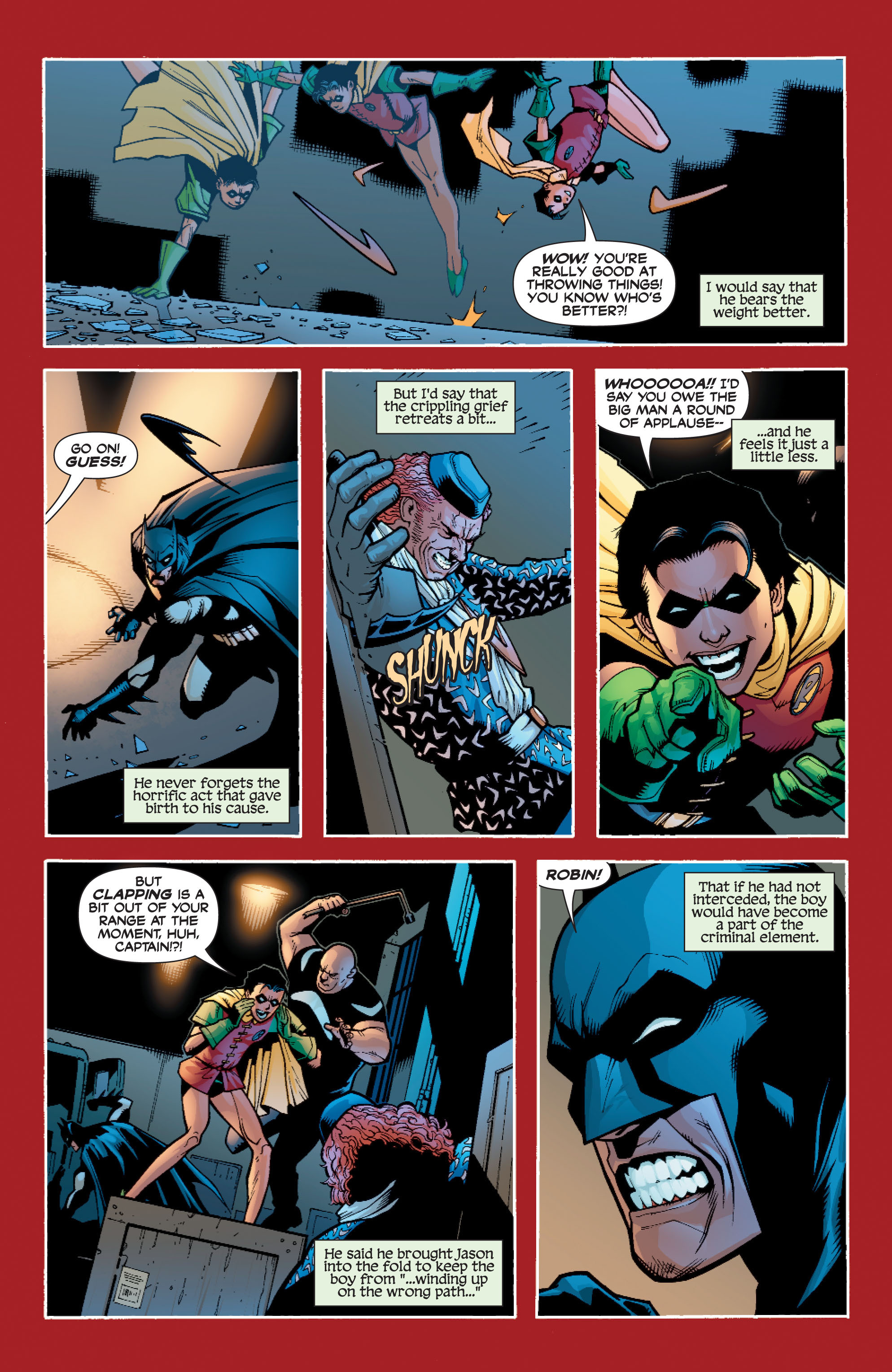 Read online Batman: Under The Red Hood comic -  Issue # Full - 185