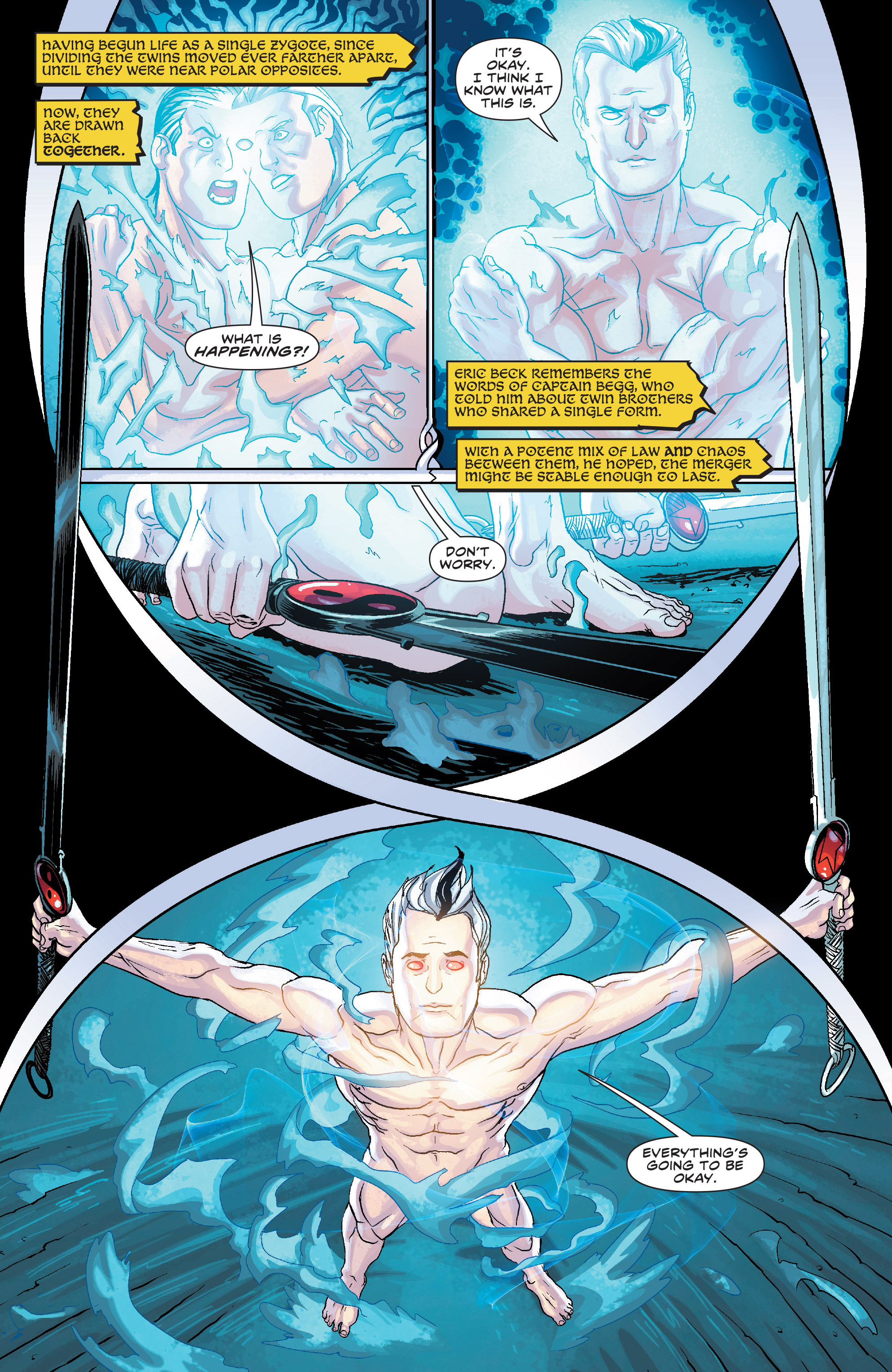 Read online Elric: The Balance Lost comic -  Issue # TPB 3 - 85