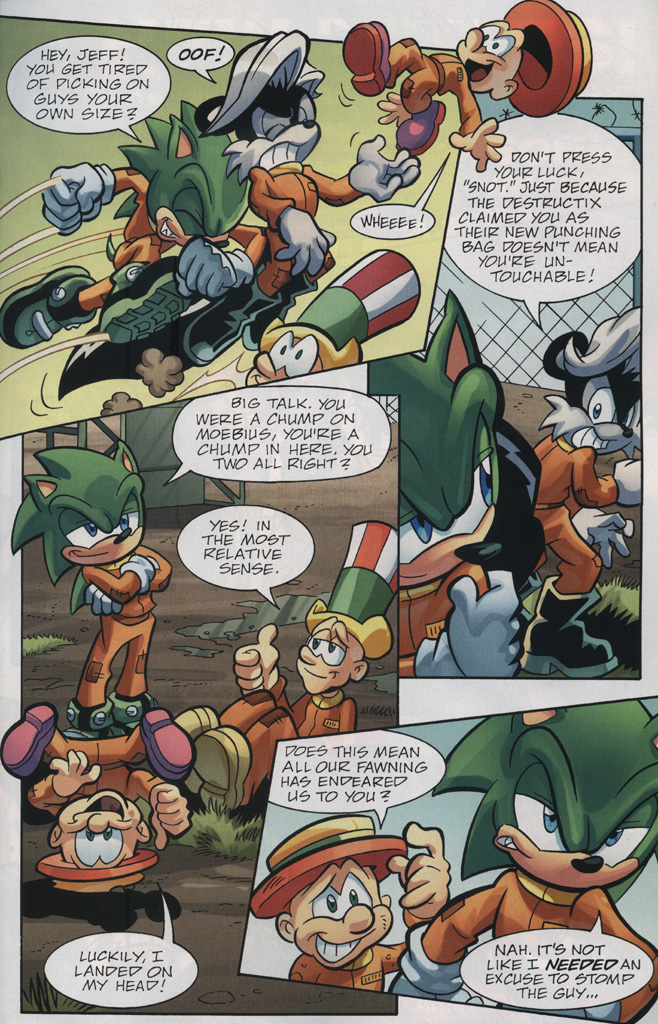 Read online Sonic Universe comic -  Issue #31 - 5